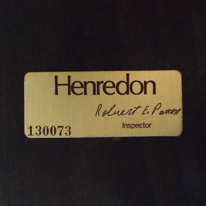 Henredon Furniture Henredon Furniture Extendable Dining Table dimensions