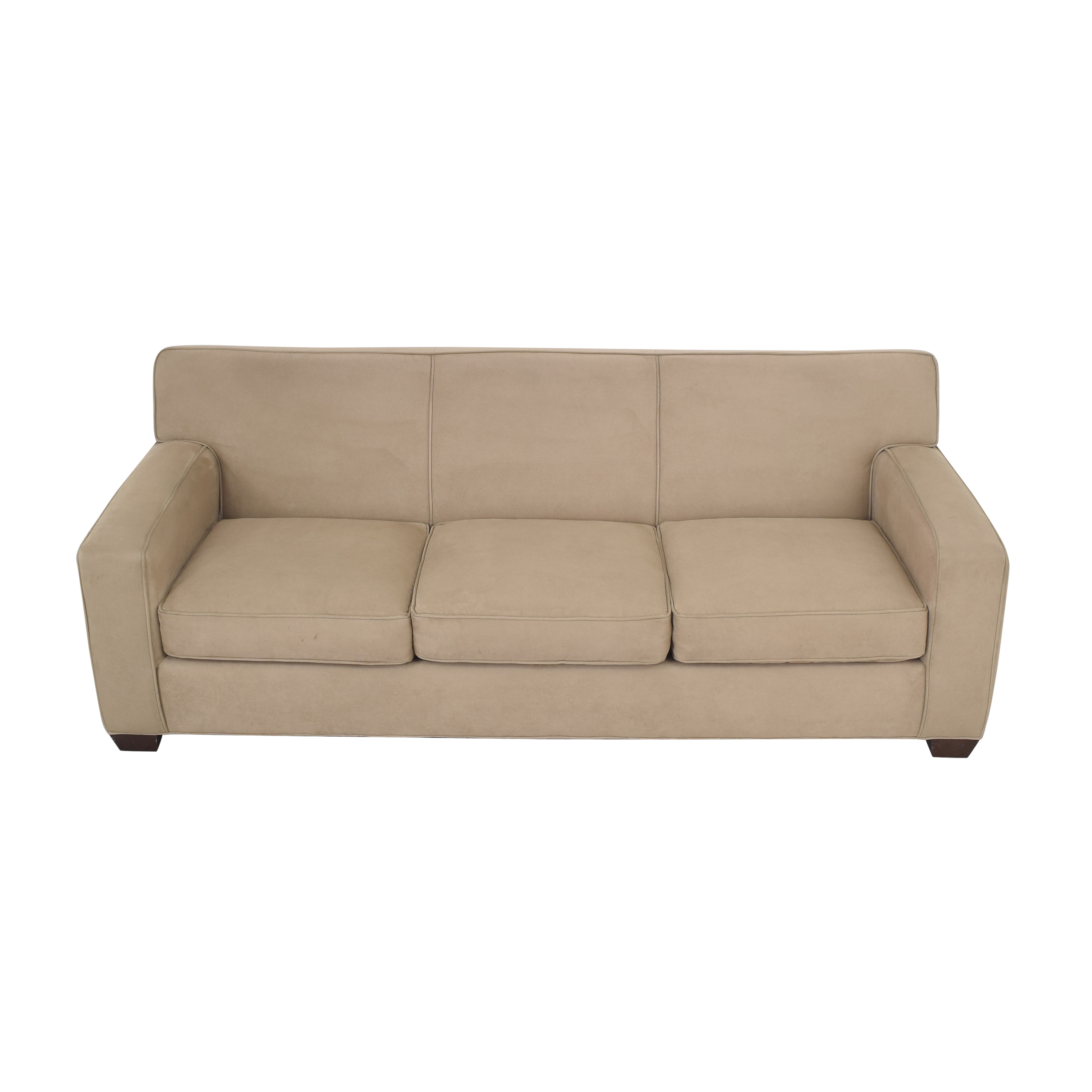 Crate & Barrel Crate & Barrel Axis II Three Seat Sofa discount