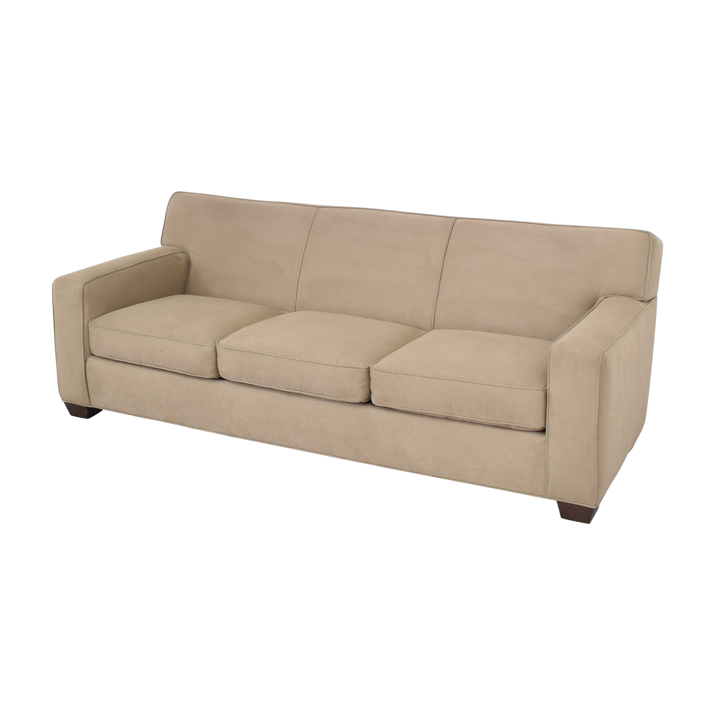 Crate & Barrel Crate & Barrel Axis II Three Seat Sofa Sofas