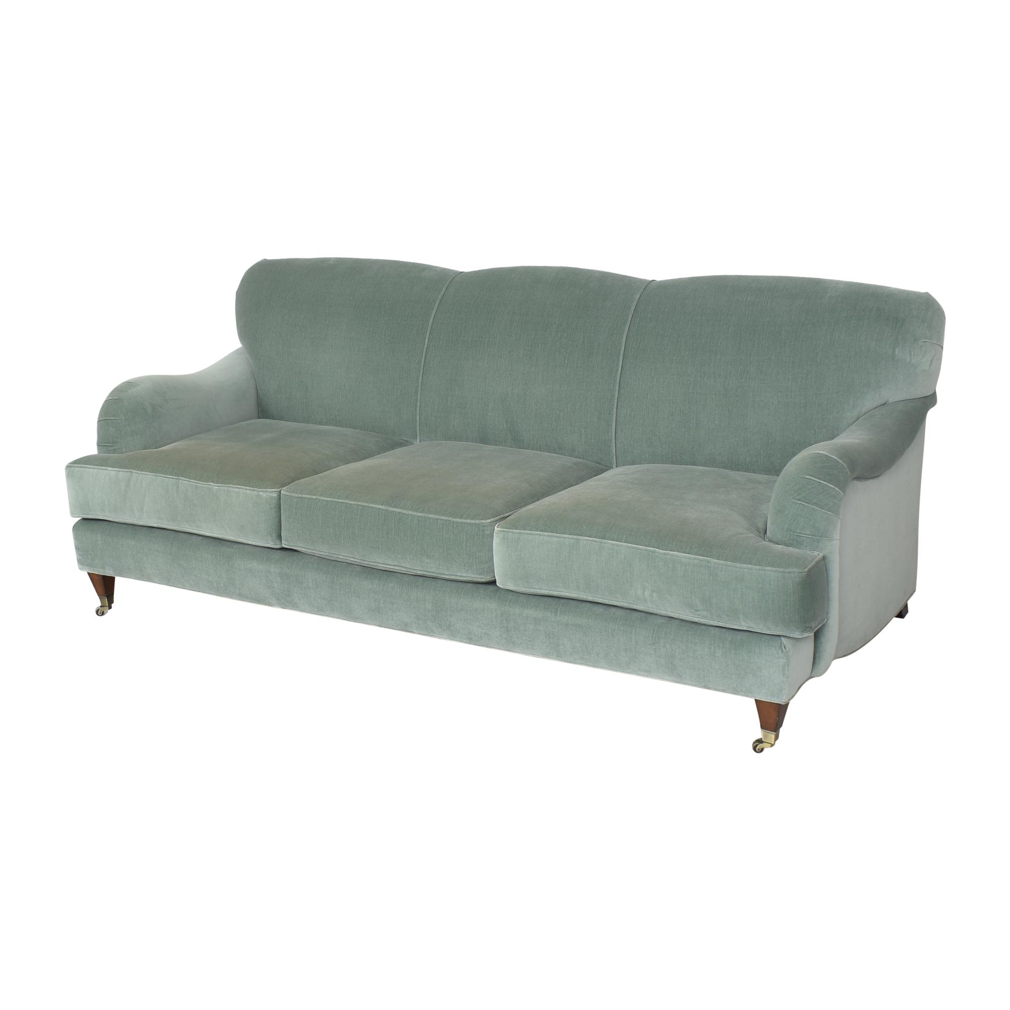 COCOCO COCOCO English Arm Tight Back Sofa Classic Sofas