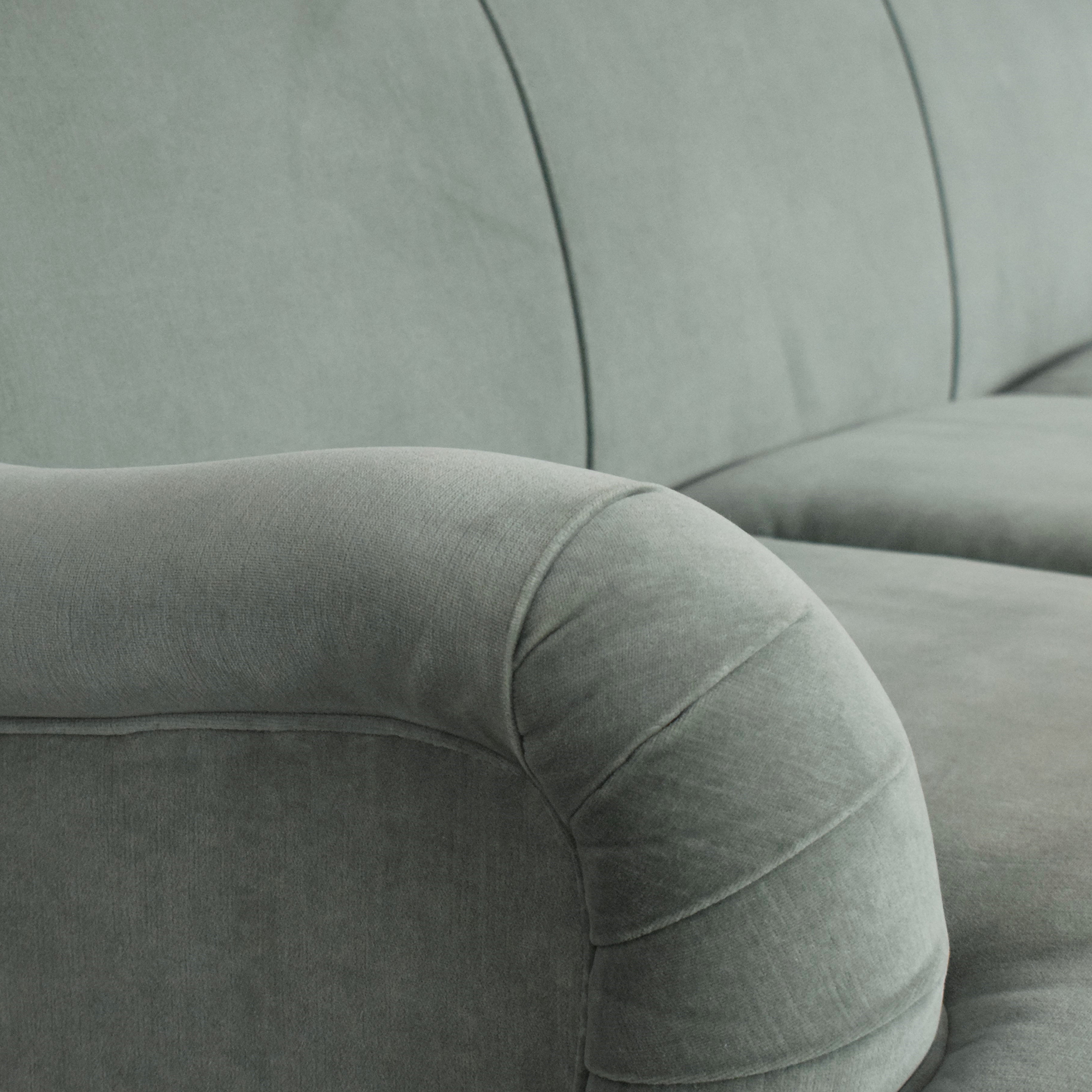 COCOCO COCOCO English Arm Tight Back Sofa second hand