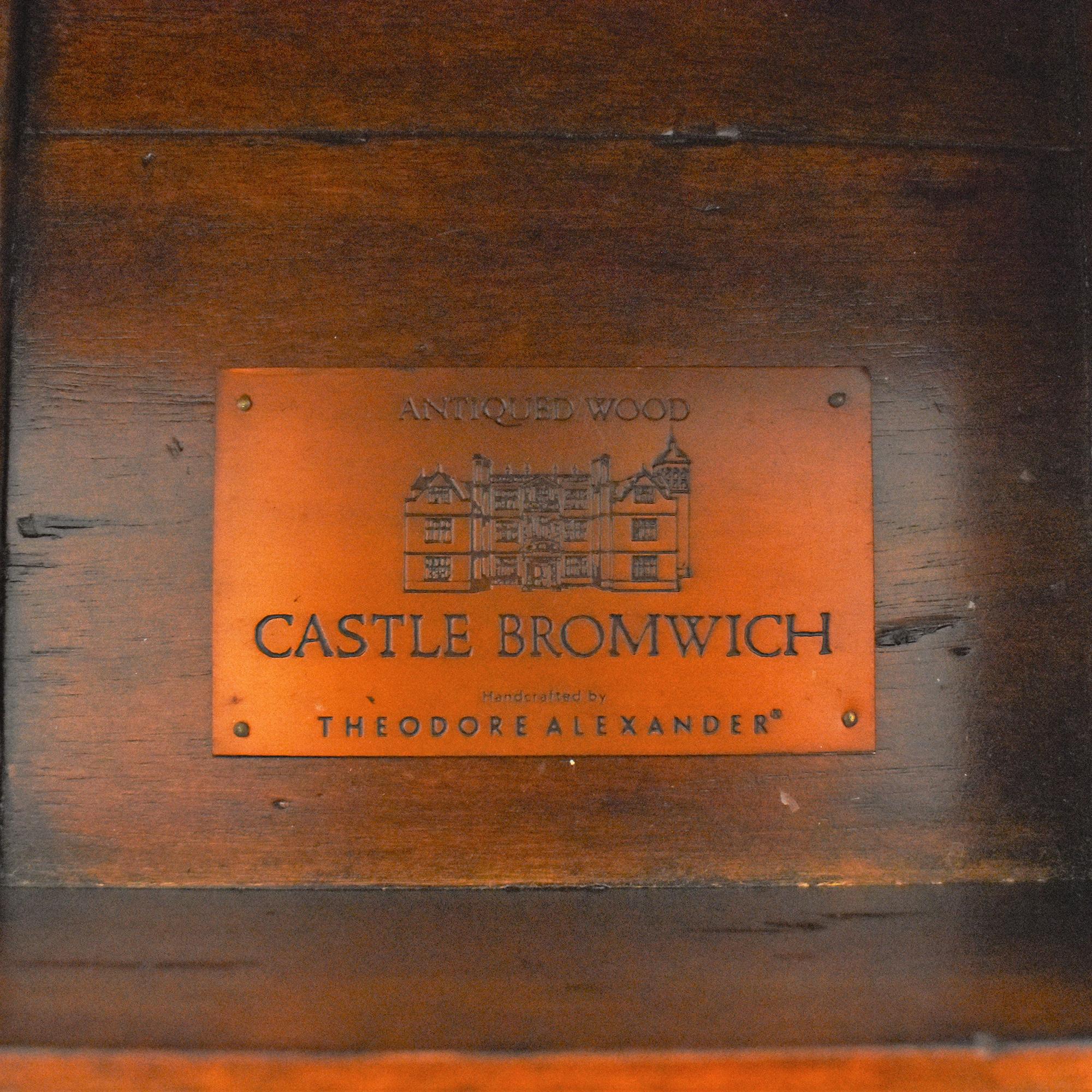 Theodore Alexander Theodore Alexander Castle Bromwich Forecourt Bookcase