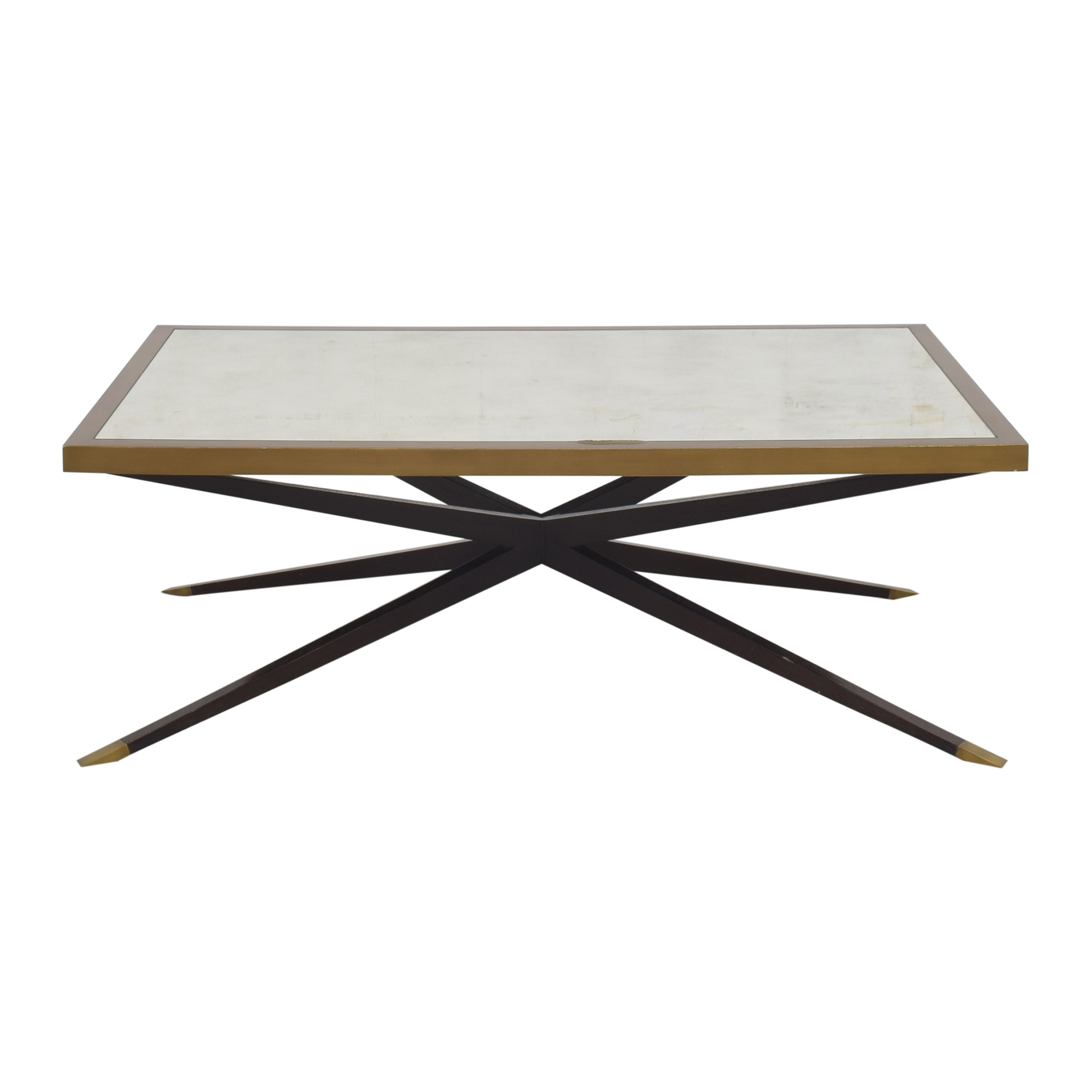 buy Mr. Brown London Atlantis Coffee Table Mr. Brown London