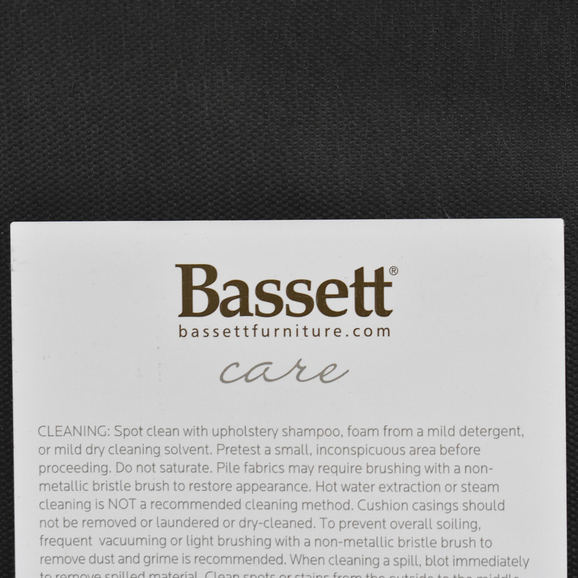 Bassett Furniture Bassett Furniture Corner Modular Sofa second hand