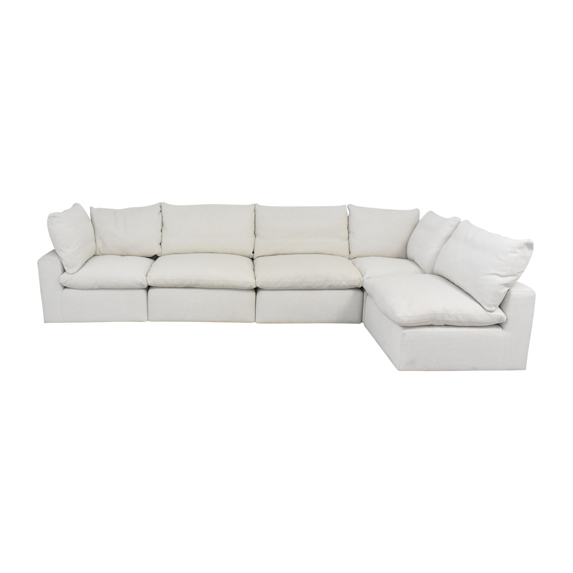 Bassett Furniture Bassett Furniture Corner Modular Sofa coupon