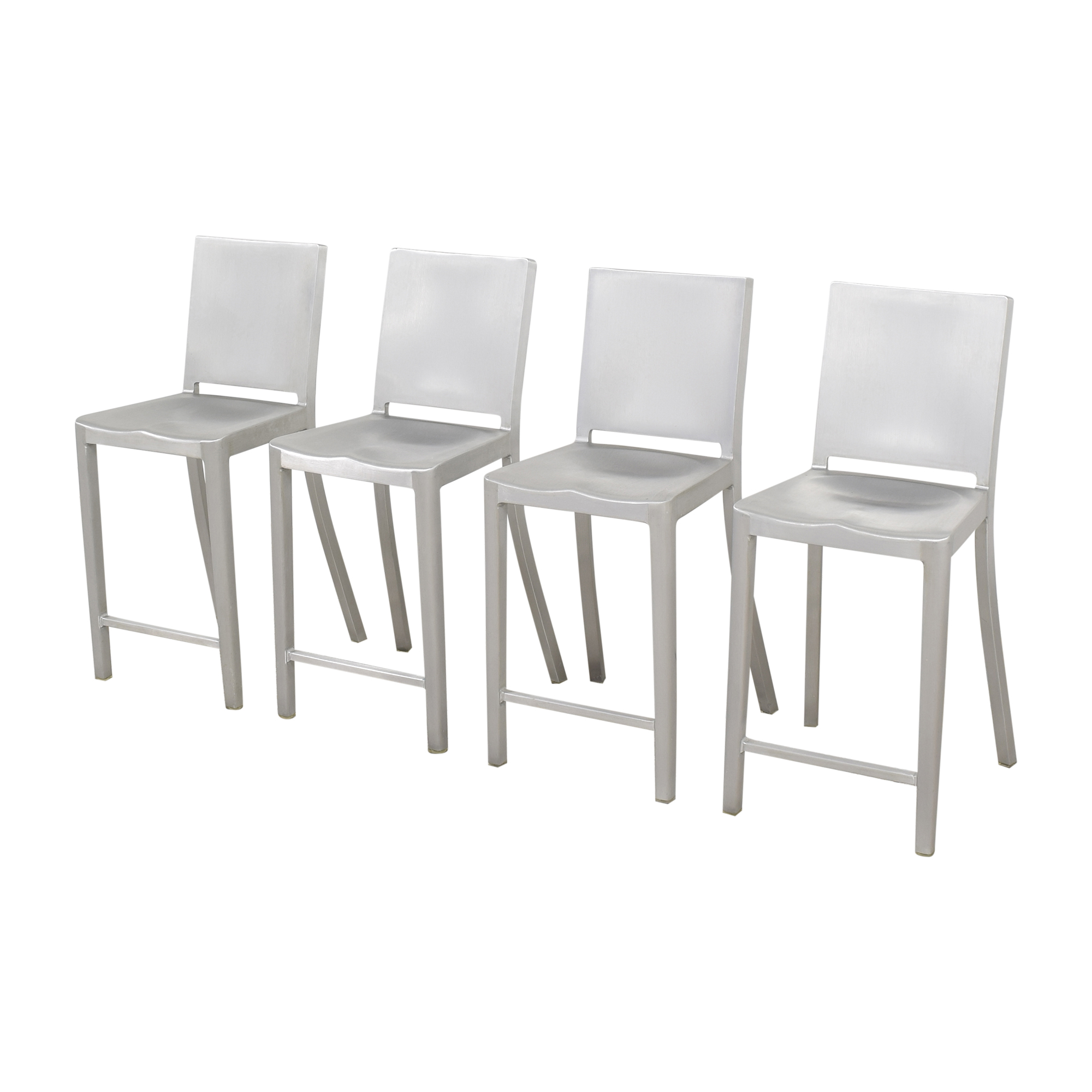 shop Design Within Reach Emeco Hudson Counter Stools Design Within Reach