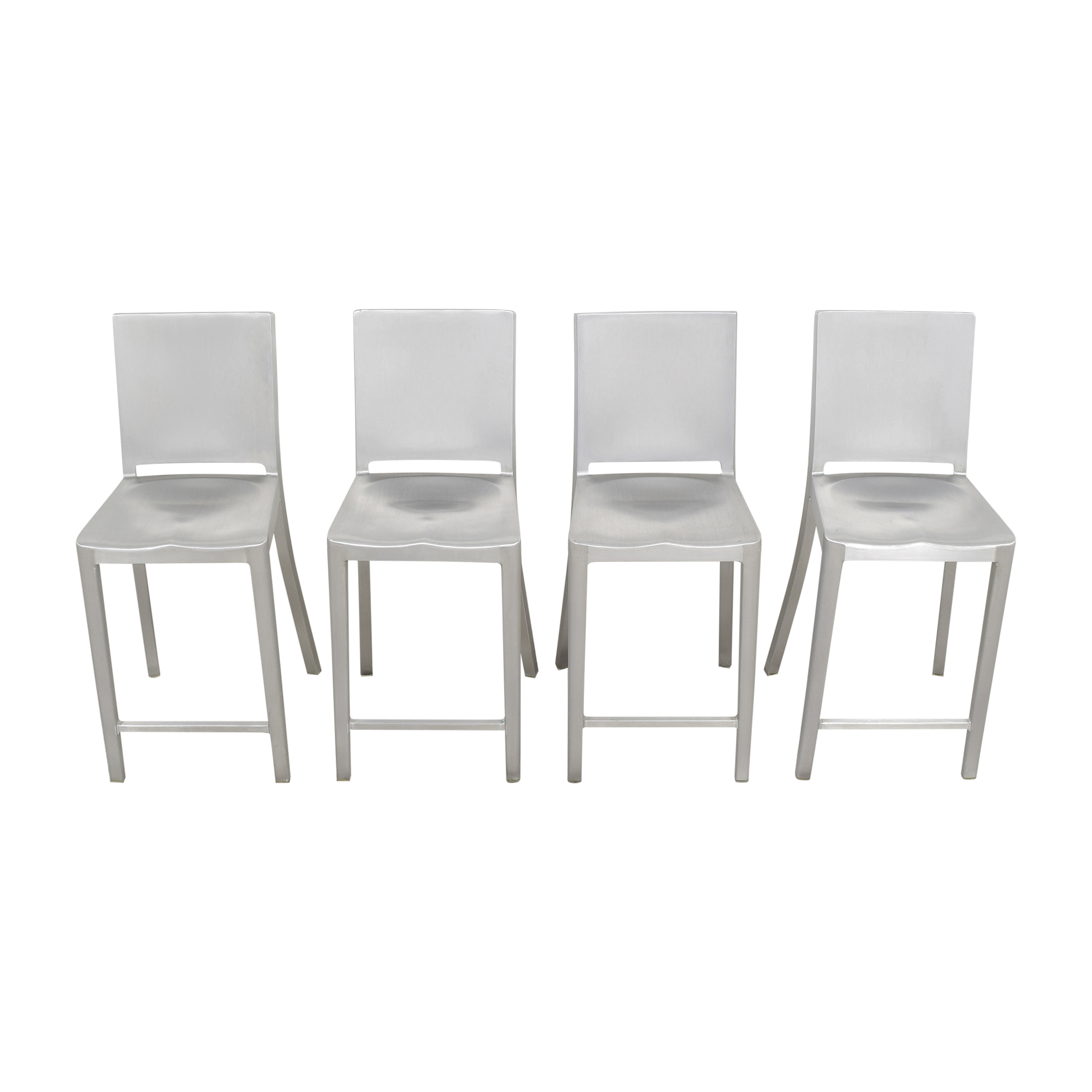 Design Within Reach Design Within Reach Emeco Hudson Counter Stools ct