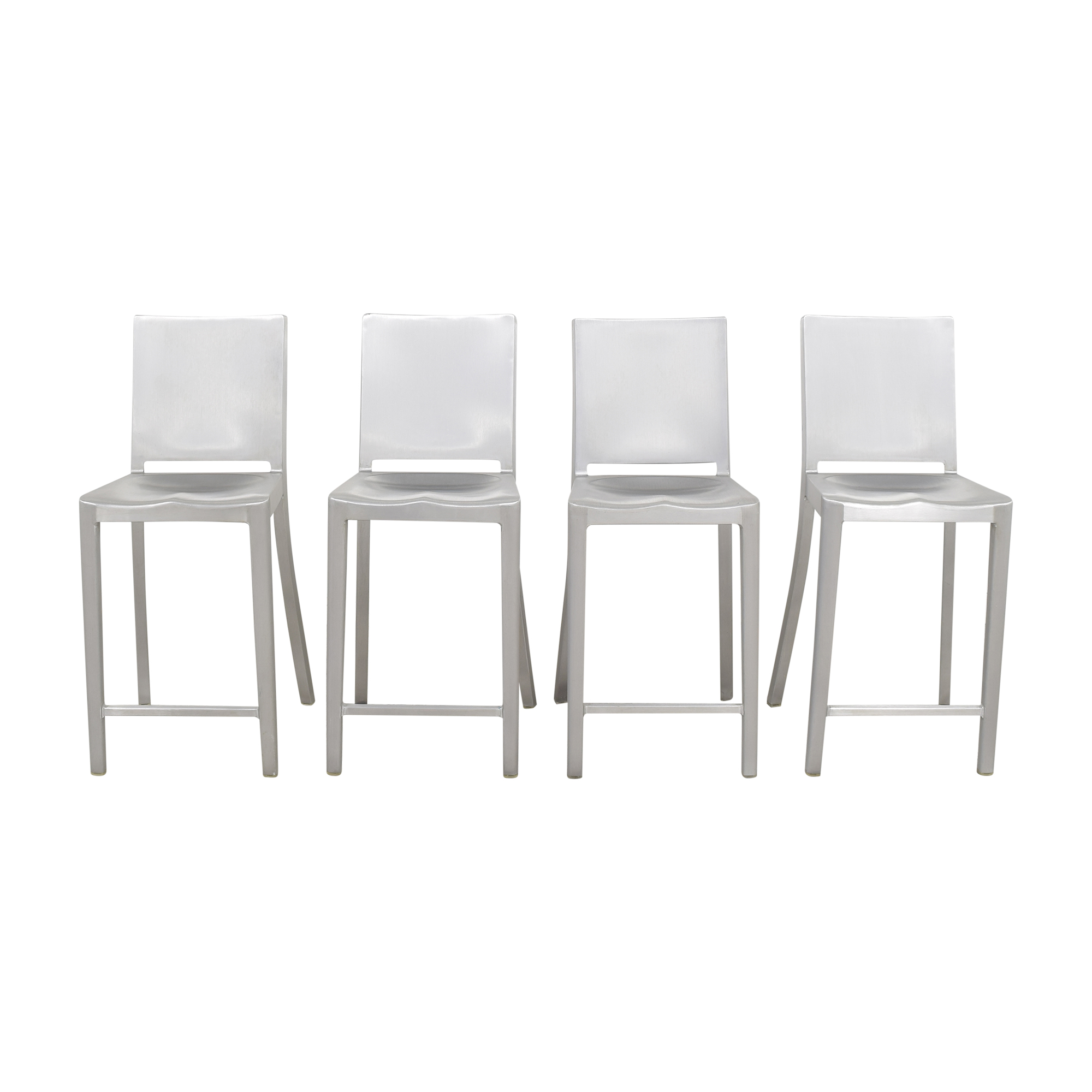 buy Design Within Reach Emeco Hudson Counter Stools Design Within Reach