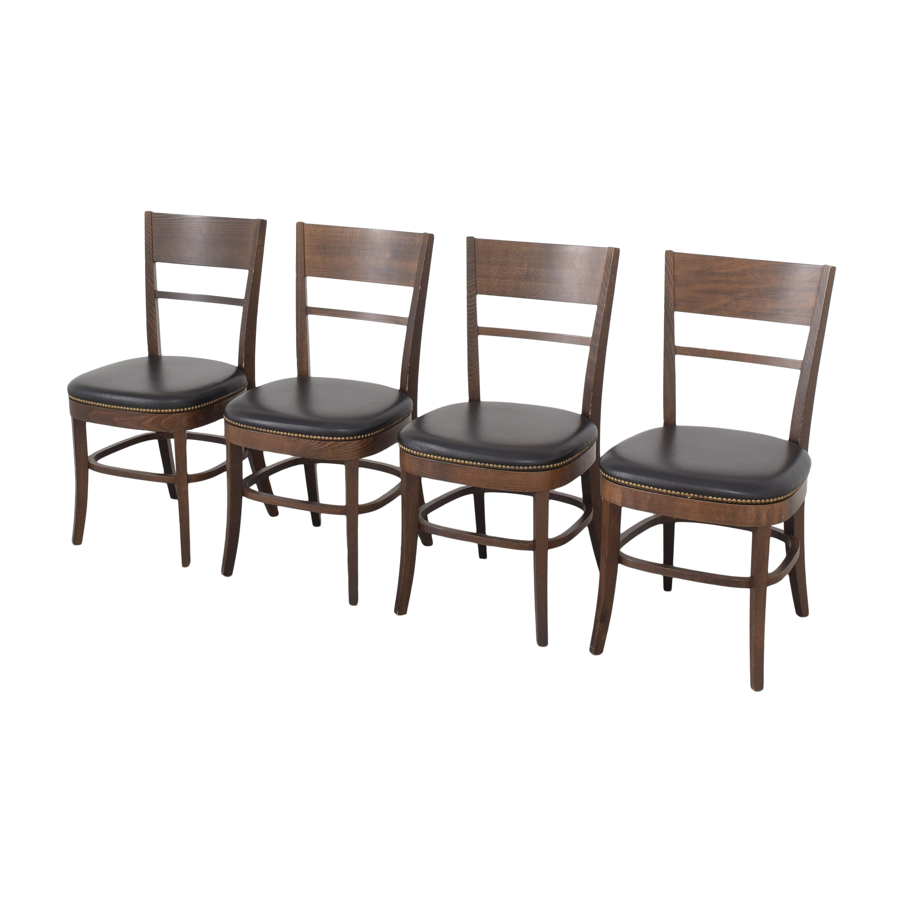 Pottery Barn Pottery Barn Nailhead Dining Chairs Dining Chairs