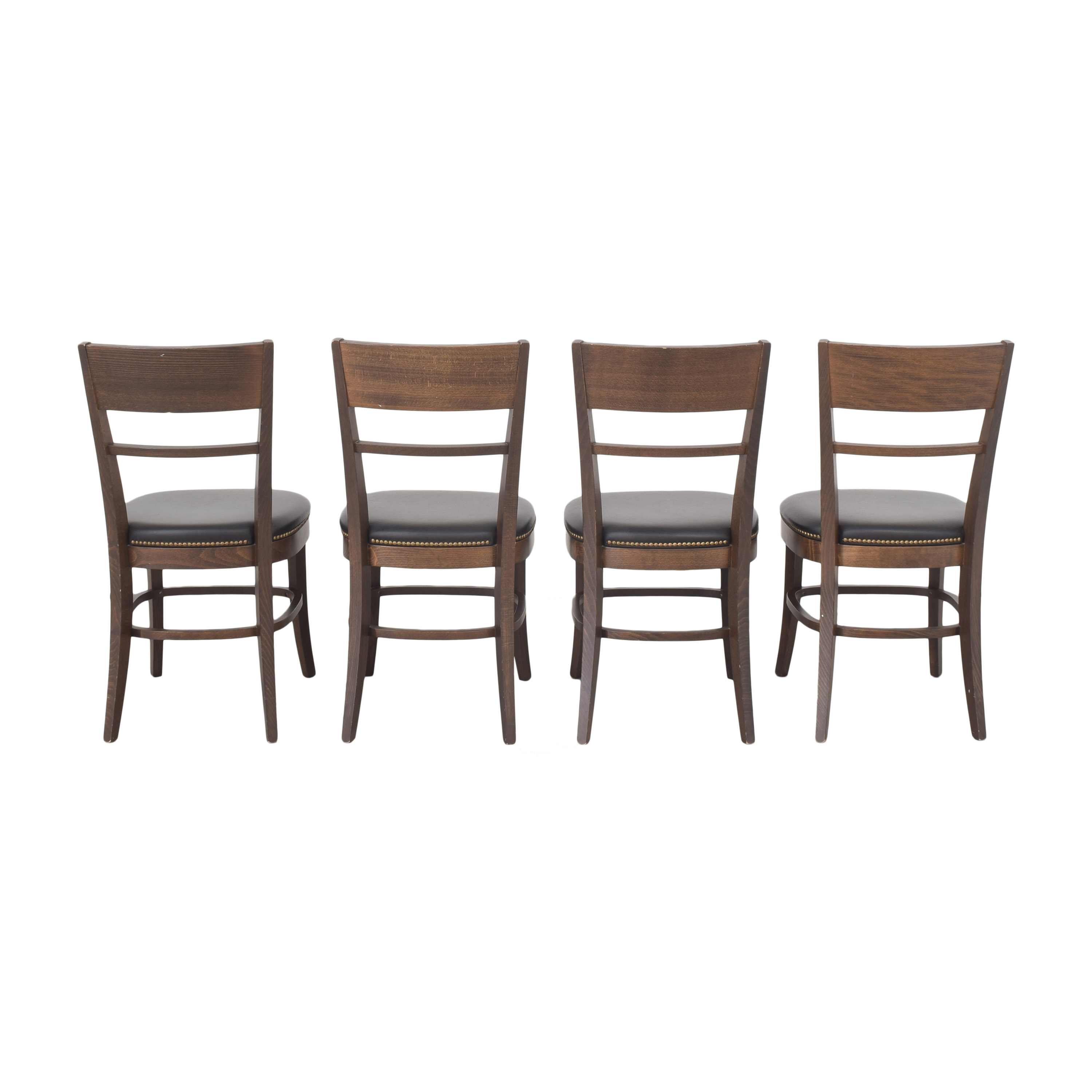 Pottery Barn Pottery Barn Nailhead Dining Chairs on sale