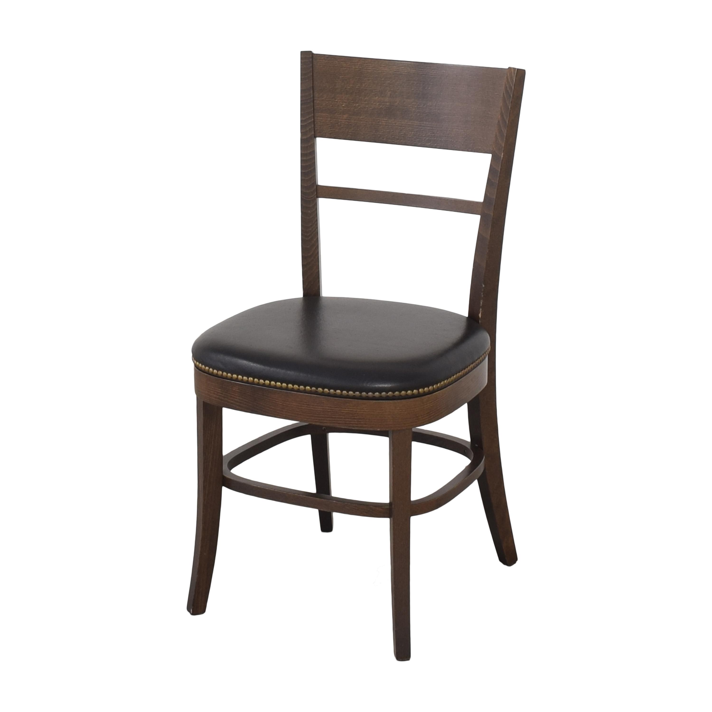 Pottery Barn Pottery Barn Nailhead Dining Chairs nyc