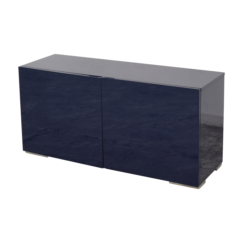 shop CB2 Fuel Modern Credenza CB2 Cabinets & Sideboards