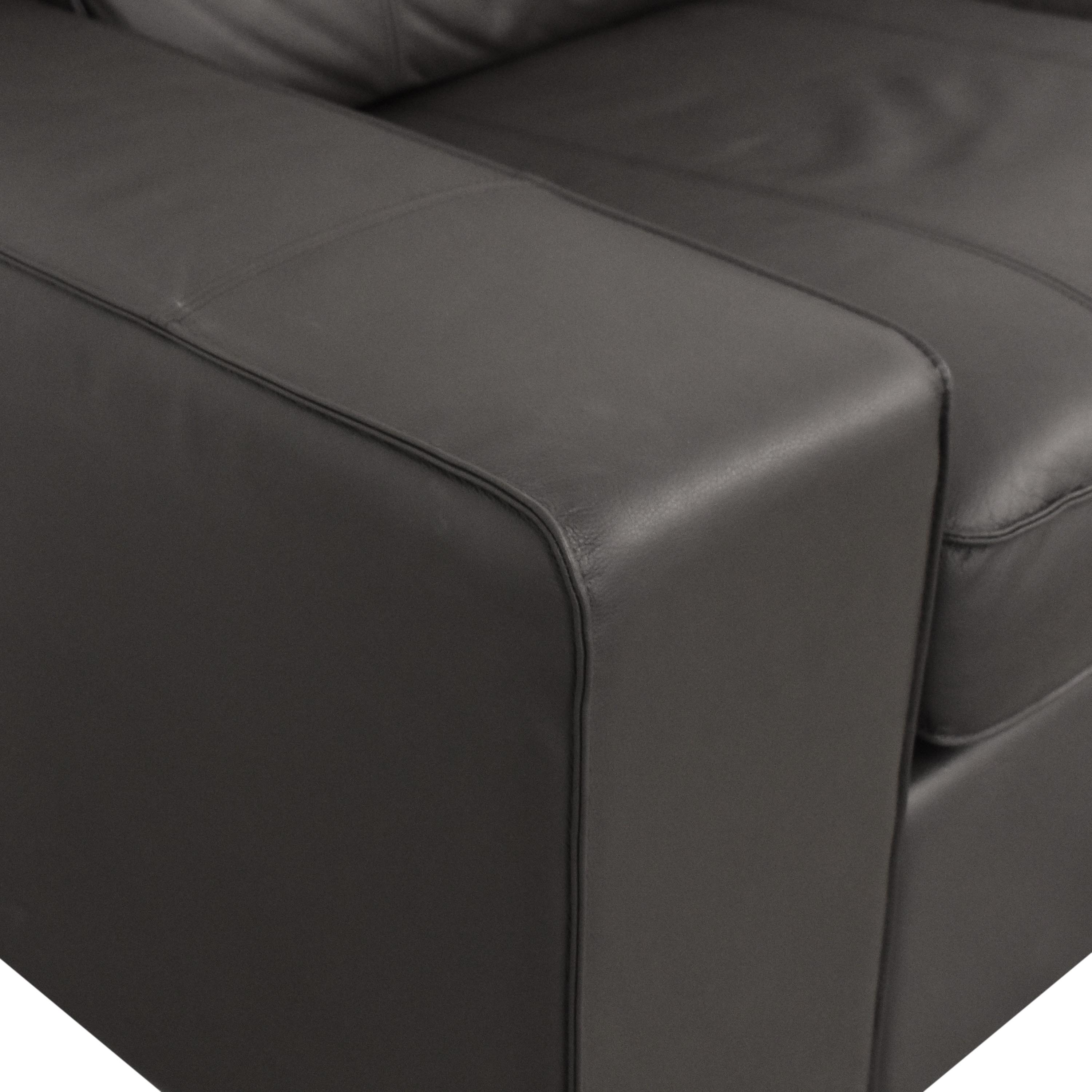 shop IKEA KIVIK Sectional Sofa with Chaise IKEA Sectionals