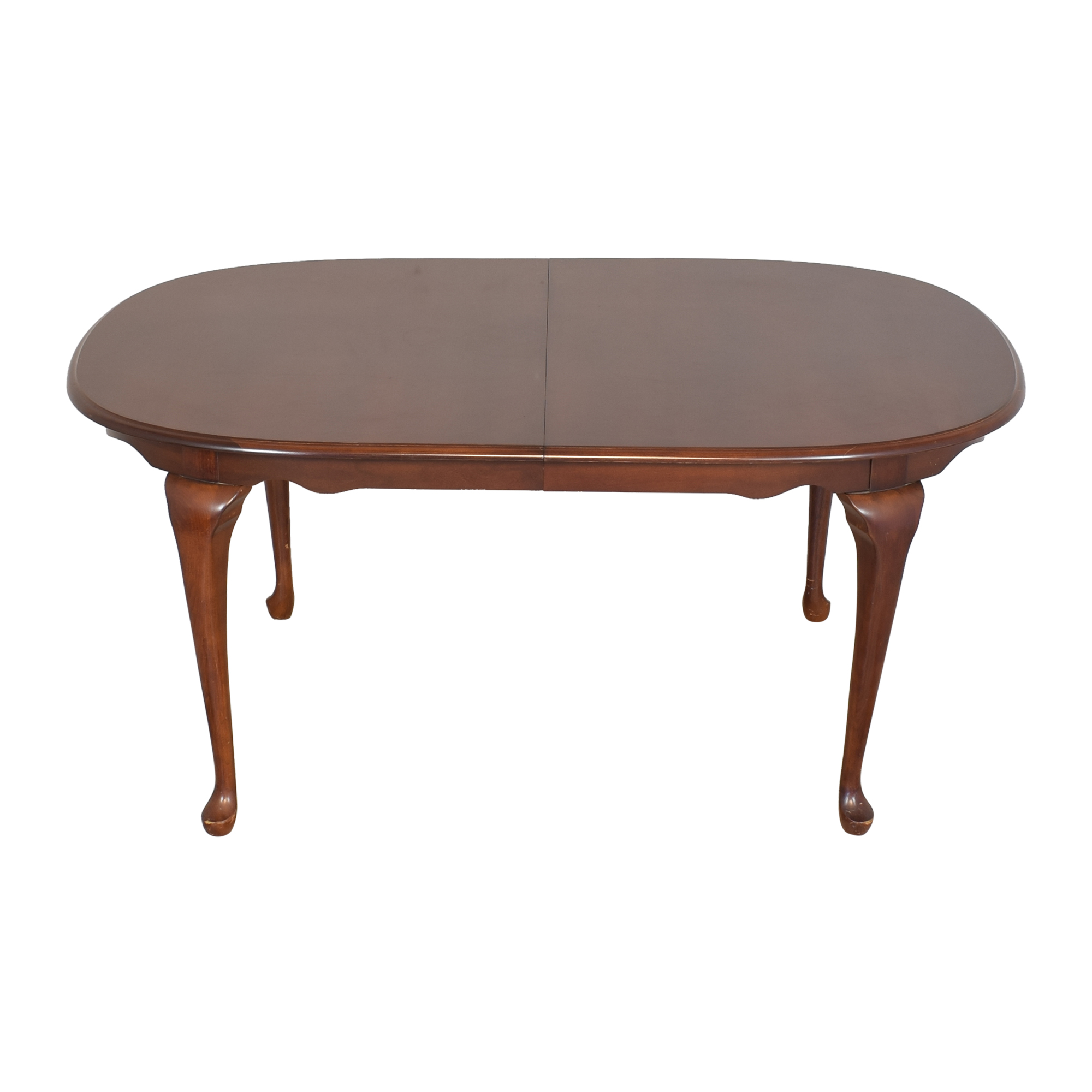 American Drew American Drew Extendable Oval Dining Table Dinner Tables