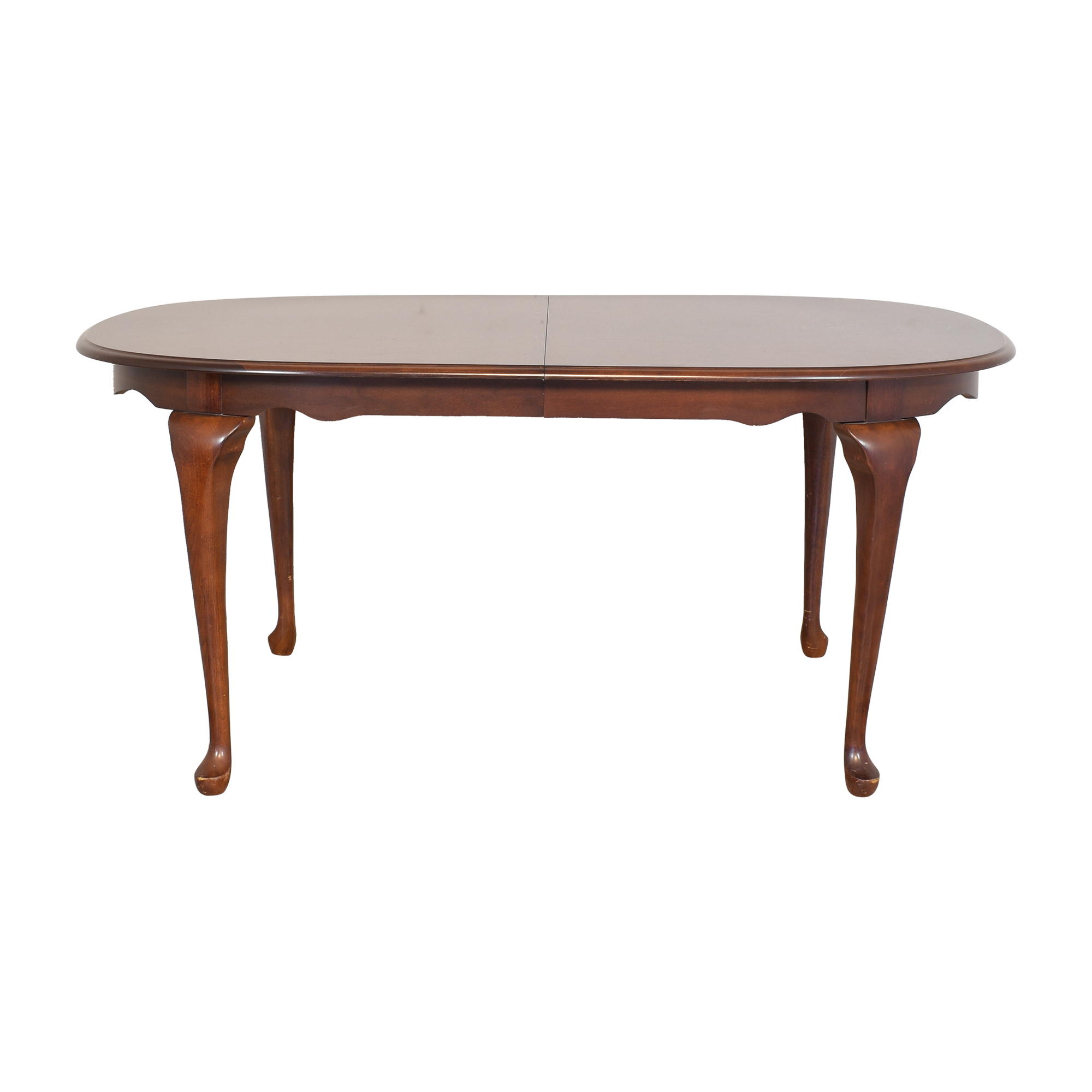 American Drew American Drew Extendable Oval Dining Table price