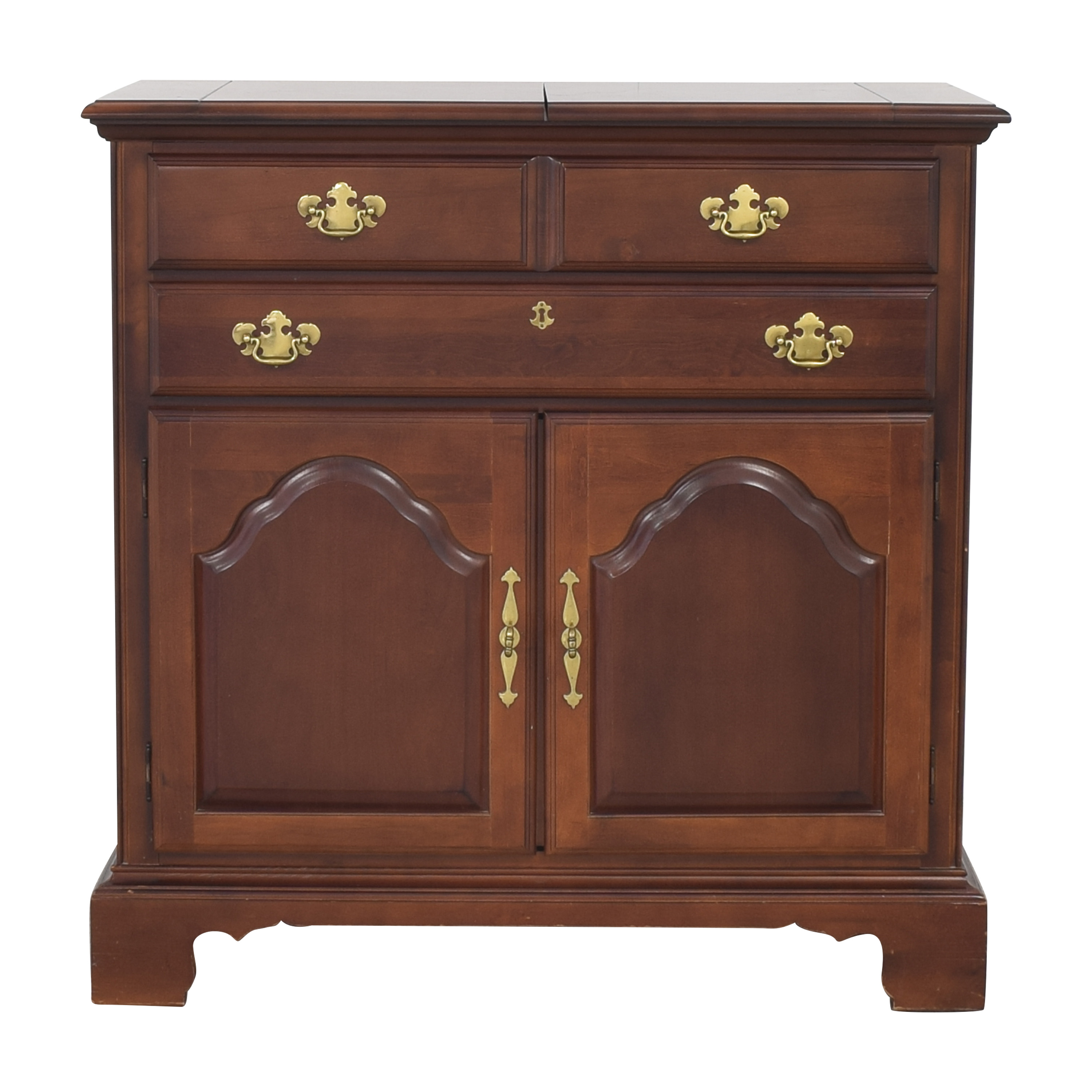 American Drew Flip Top Server Buffet / Cabinets & Sideboards