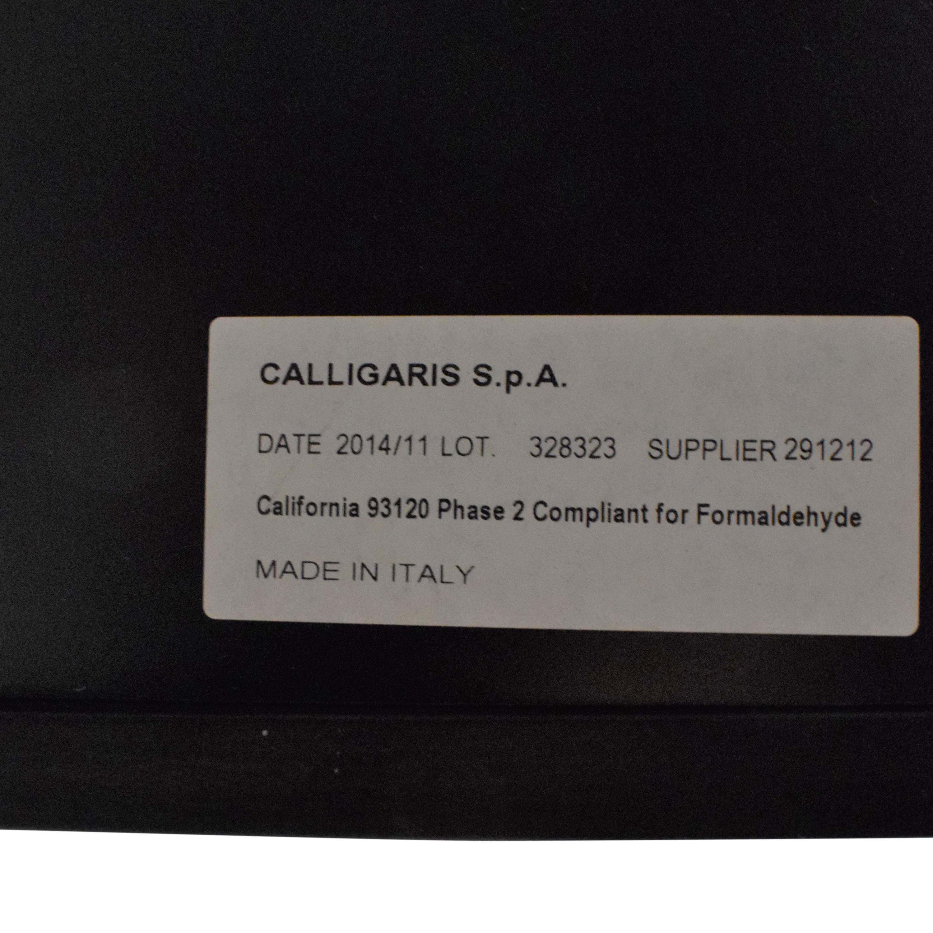 Calligaris Calligaris Extendable Dining Table ma