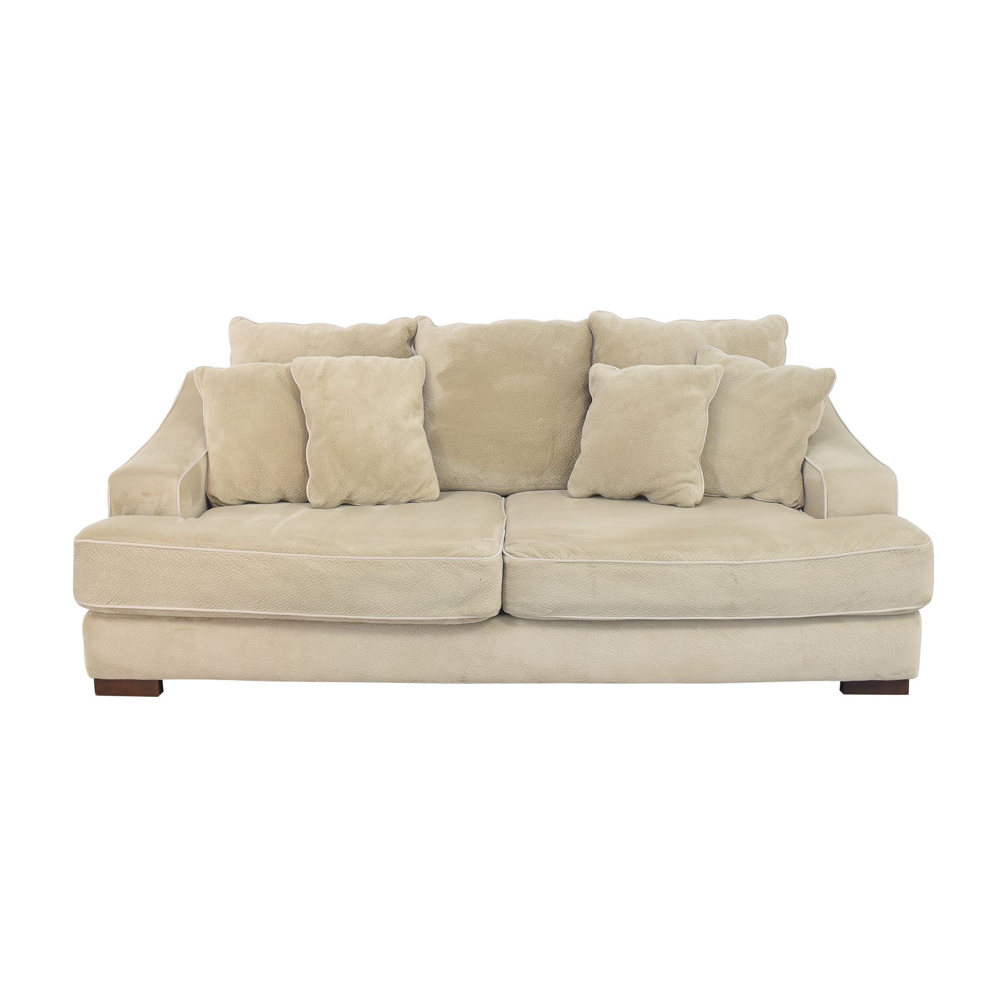 Fairmont Designs Fairmont Designs Cooper Two Cushion Sofa Sofas