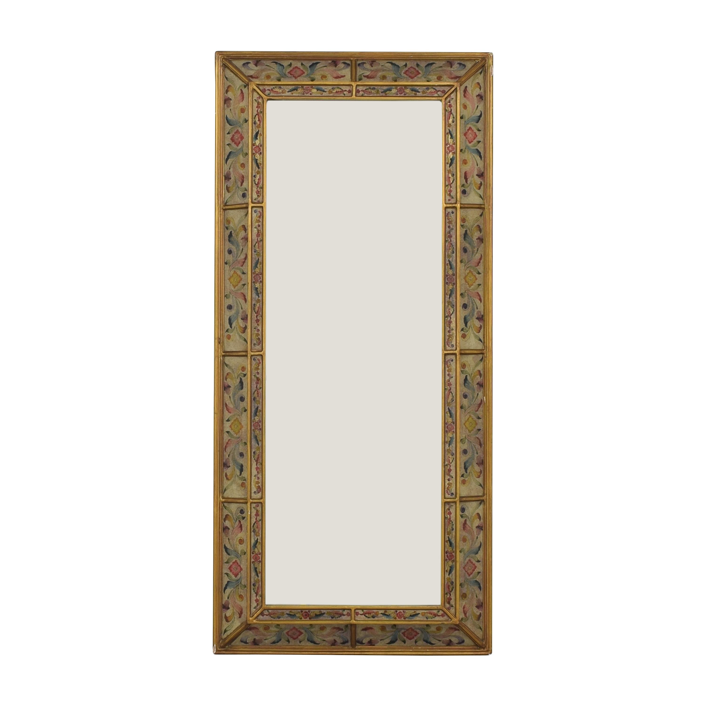 Robert M Weiss Peru Floor Mirror / Mirrors