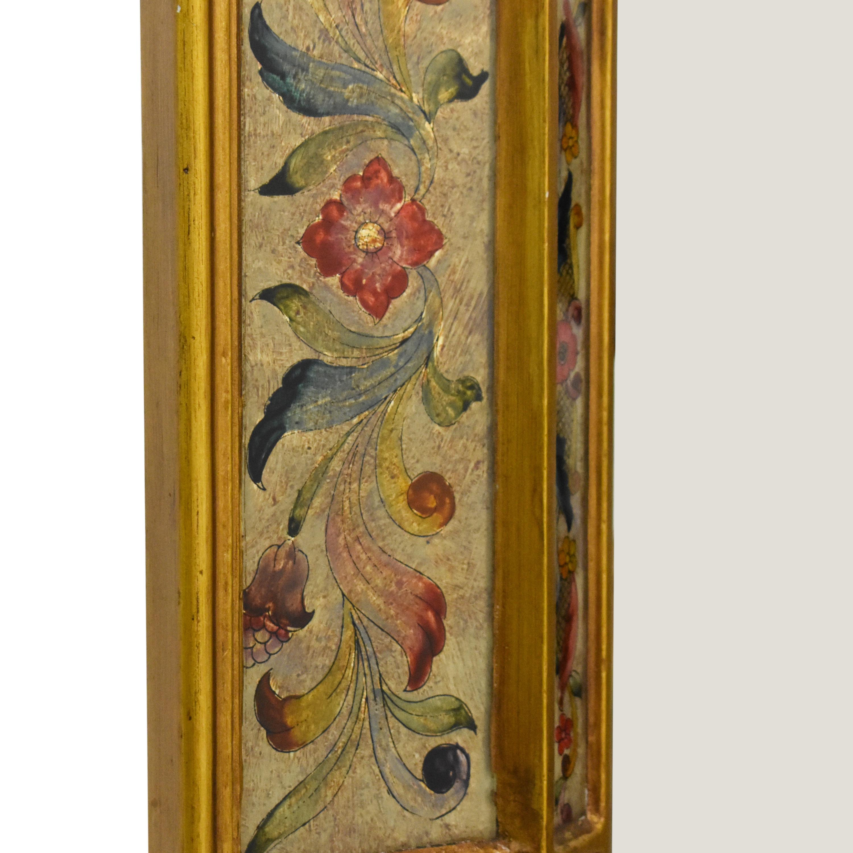 Robert M Weiss Peru Floor Mirror on sale