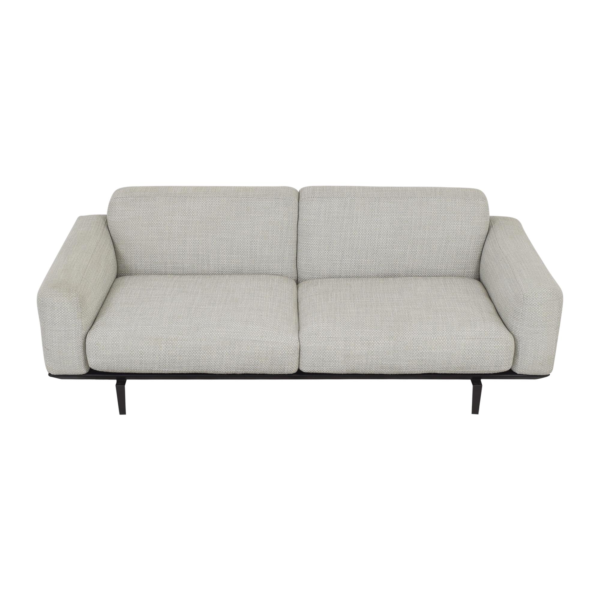 BoConcept BoConcept Two Cushion Sofa nj