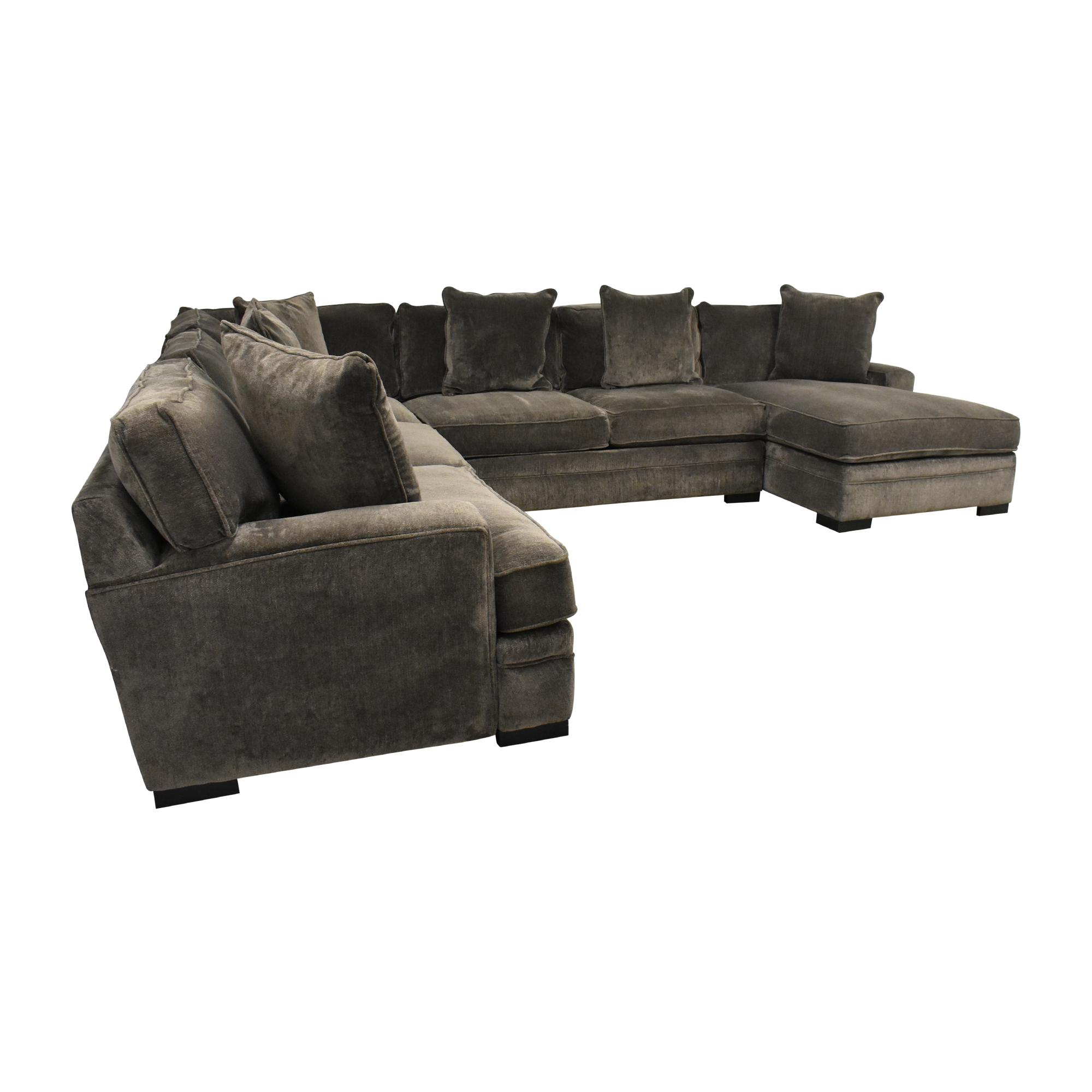 shop Macy's Macy's Corner Chaise Sectional Sofa online