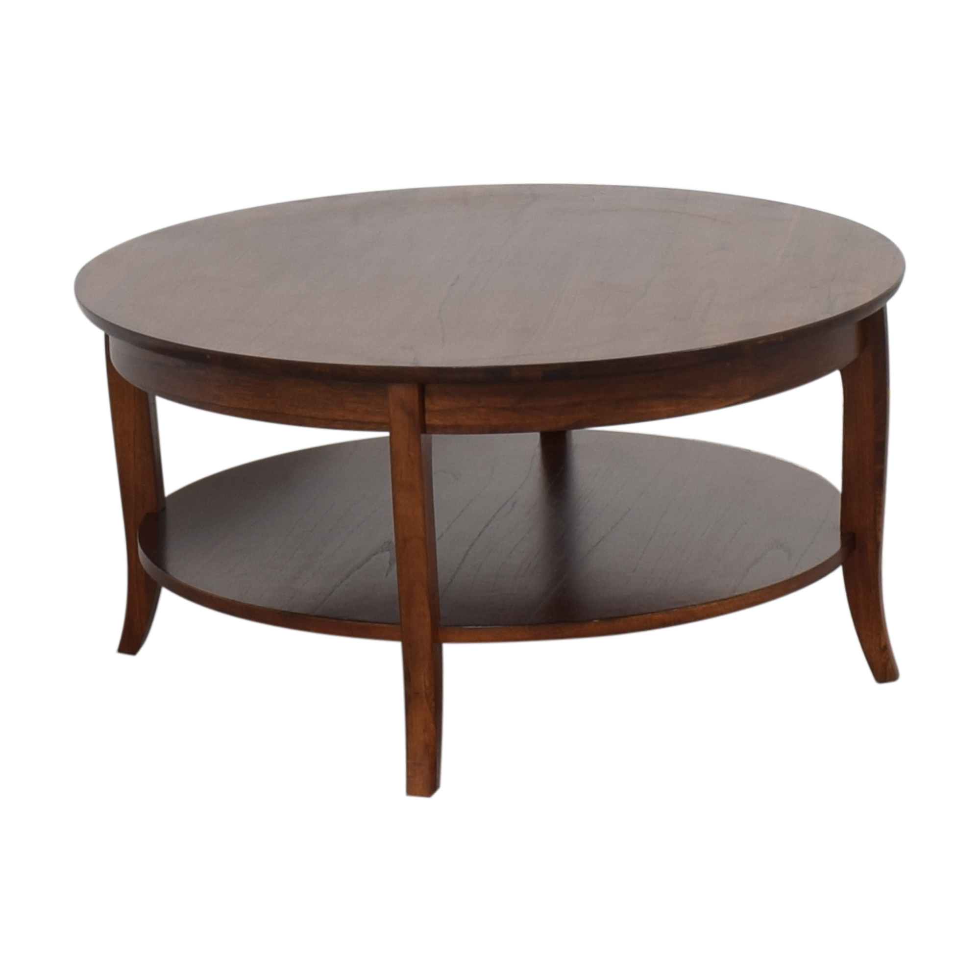 shop Macy's Round Coffee Table  Macy's Tables