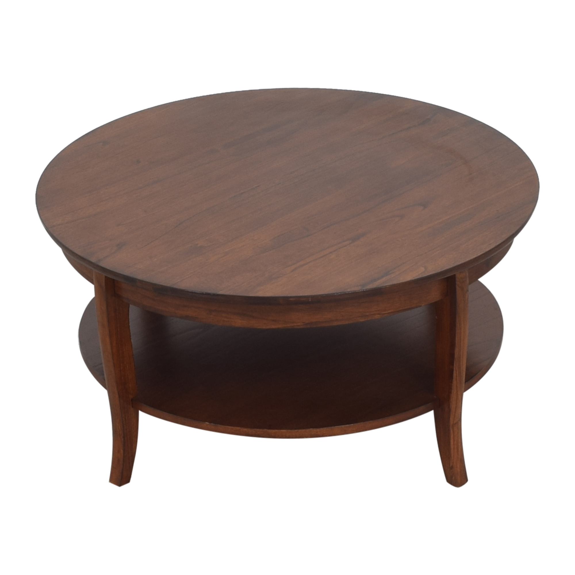 shop Macy's Round Coffee Table  Macy's