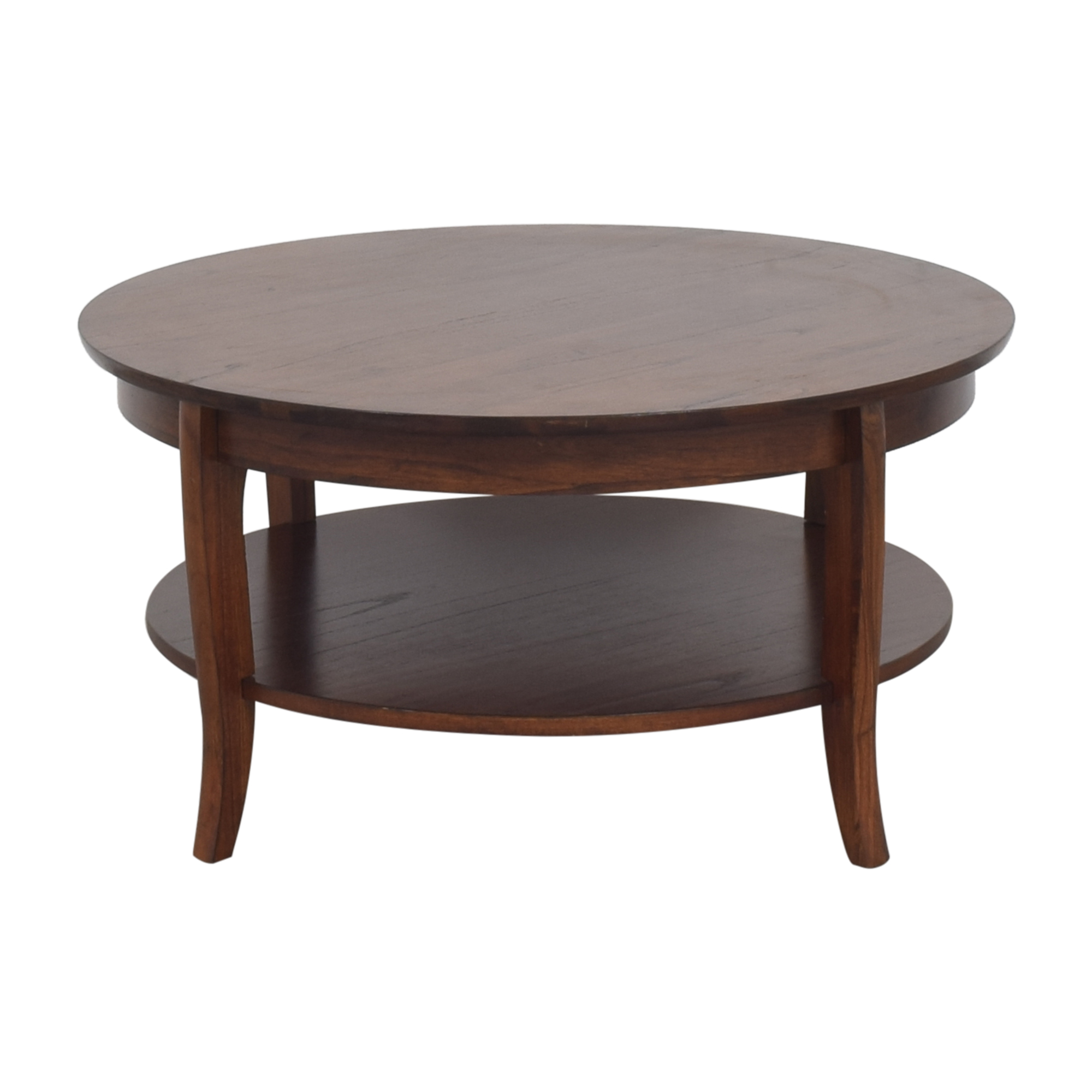 Macy's Macy's Round Coffee Table  pa