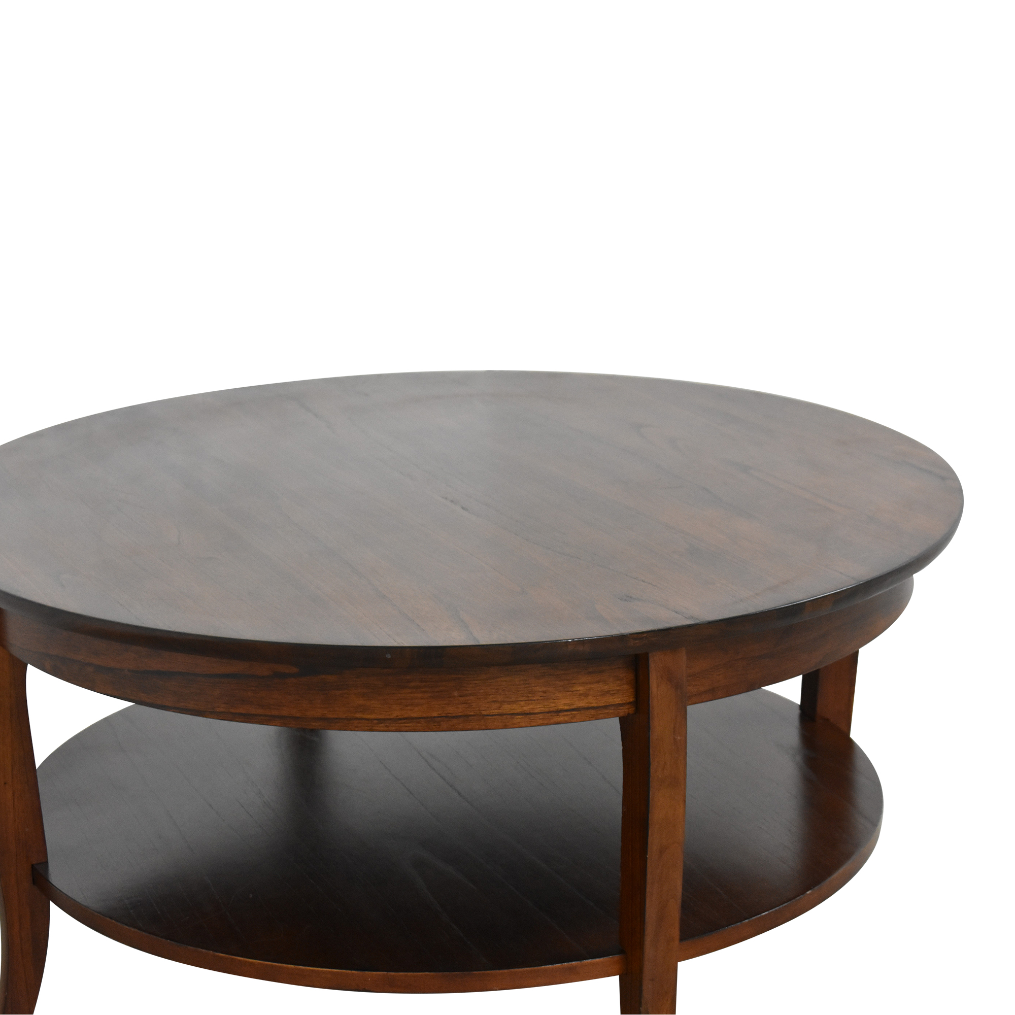 Macy's Macy's Round Coffee Table  discount