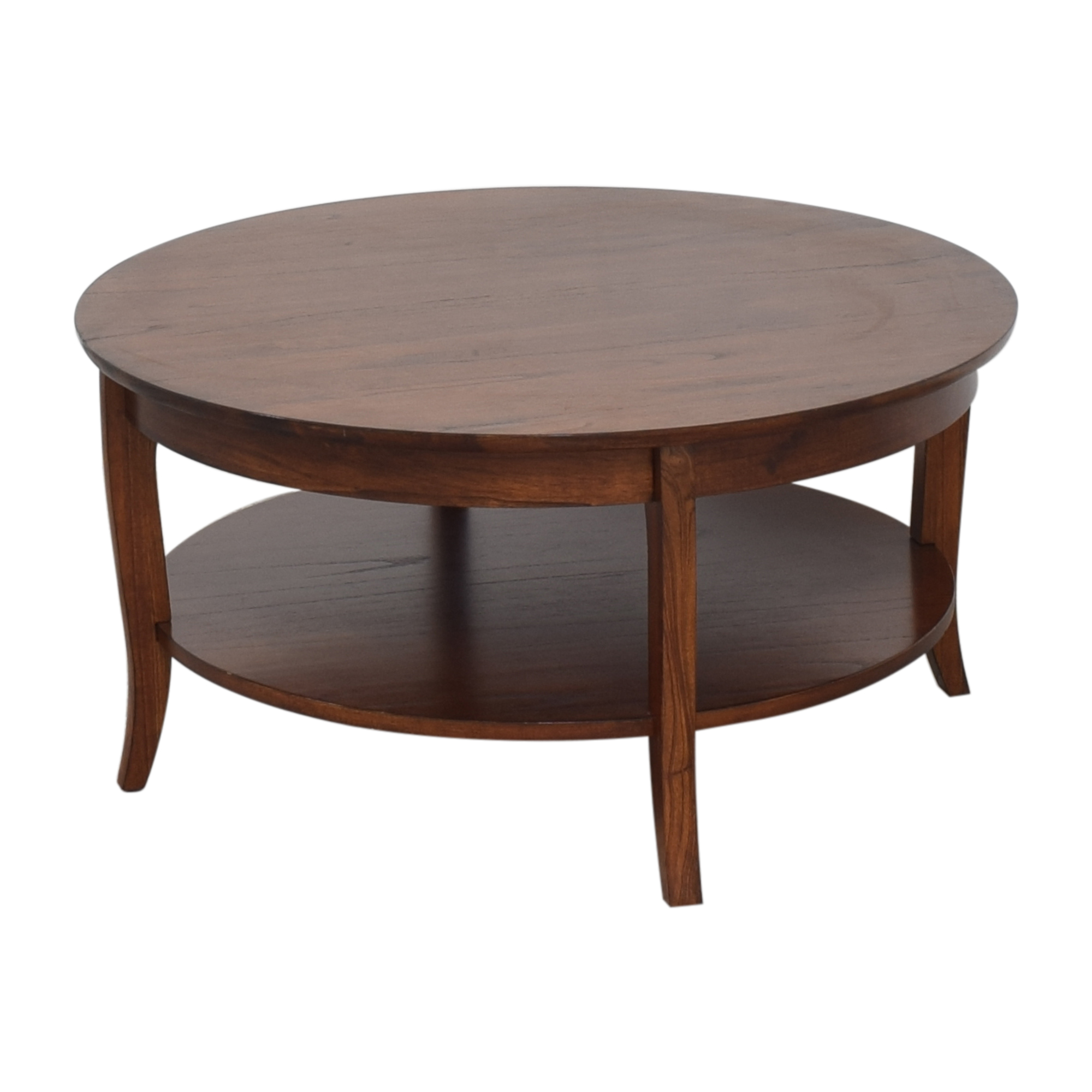 Macy's Macy's Round Coffee Table  price