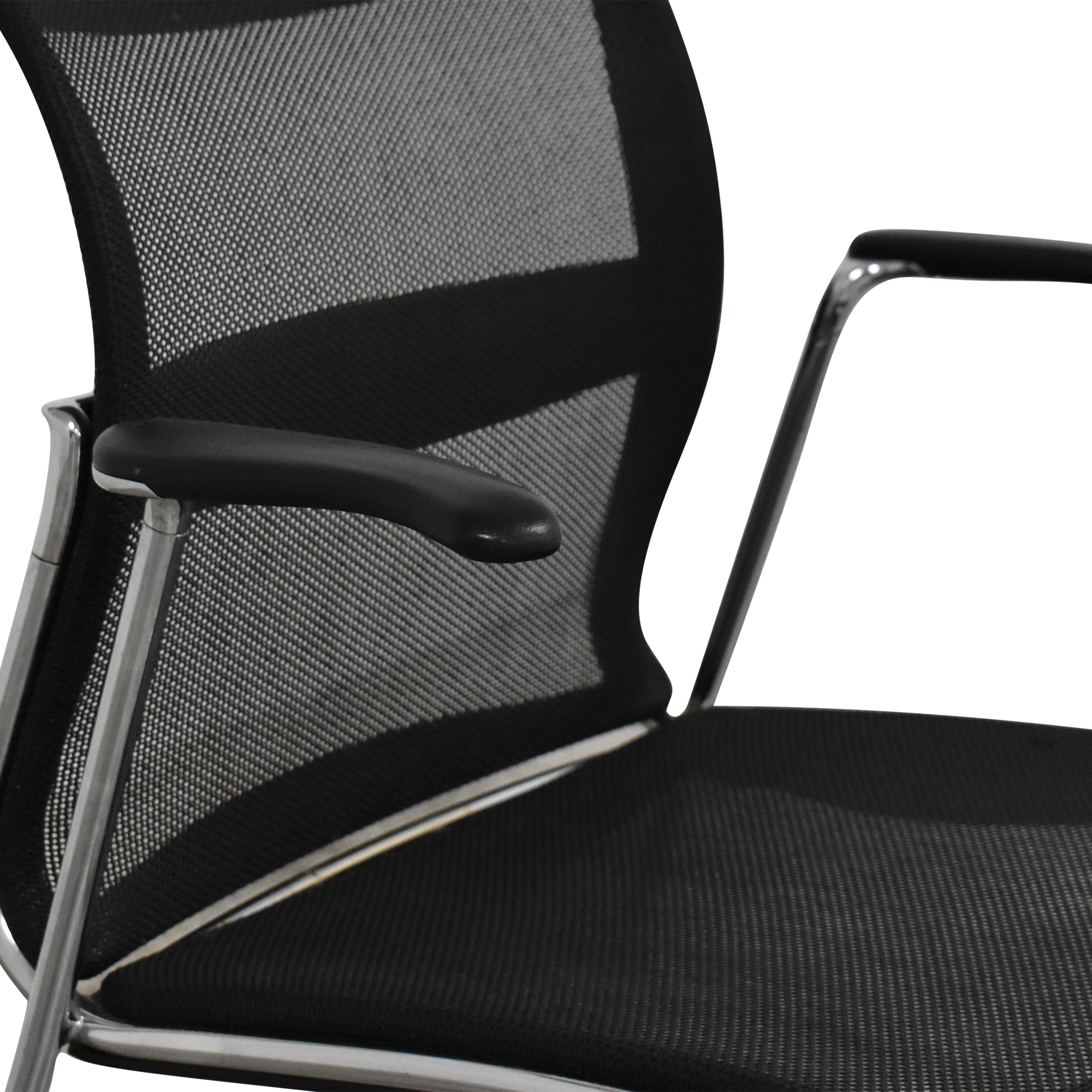 Stylex Stylex Zephyr Stacking Arm Chair Home Office Chairs