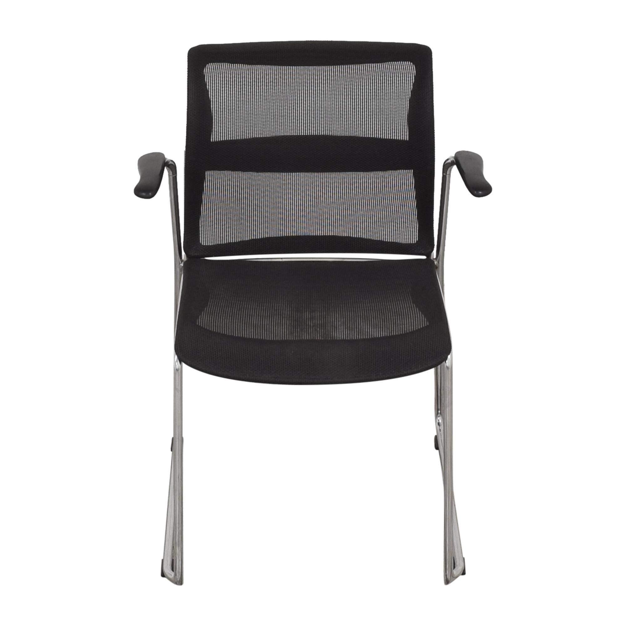 buy Stylex Zephyr Stacking Arm Chair Stylex