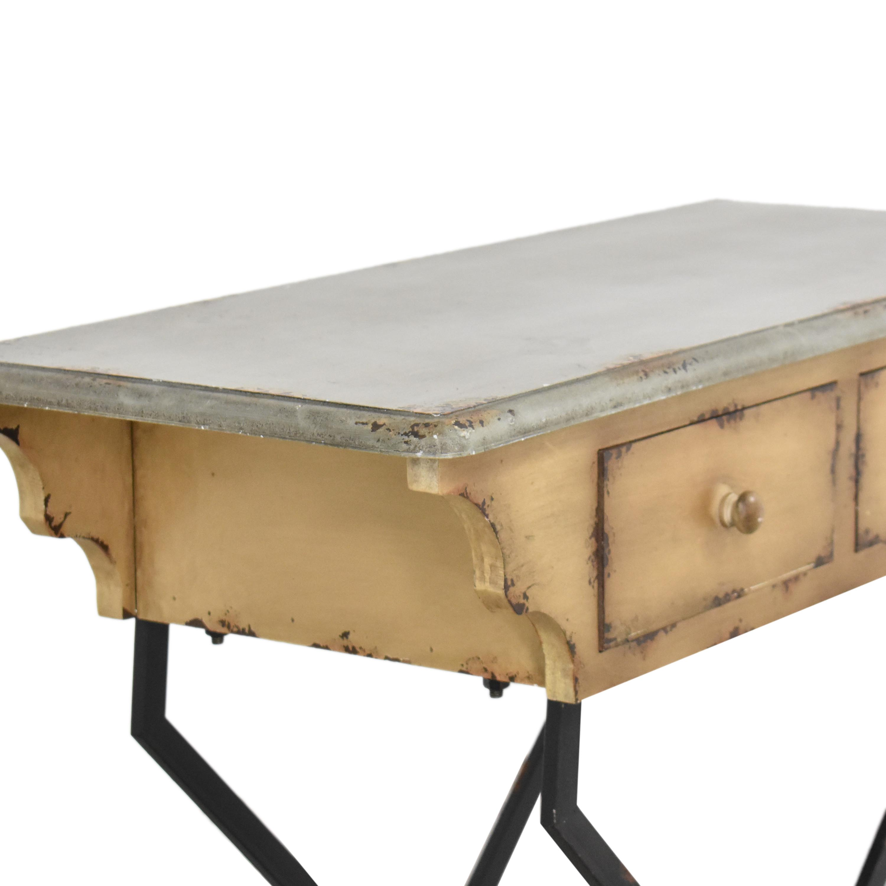 Peter Andrews Peter Andrews Two Drawer Accent Table pa