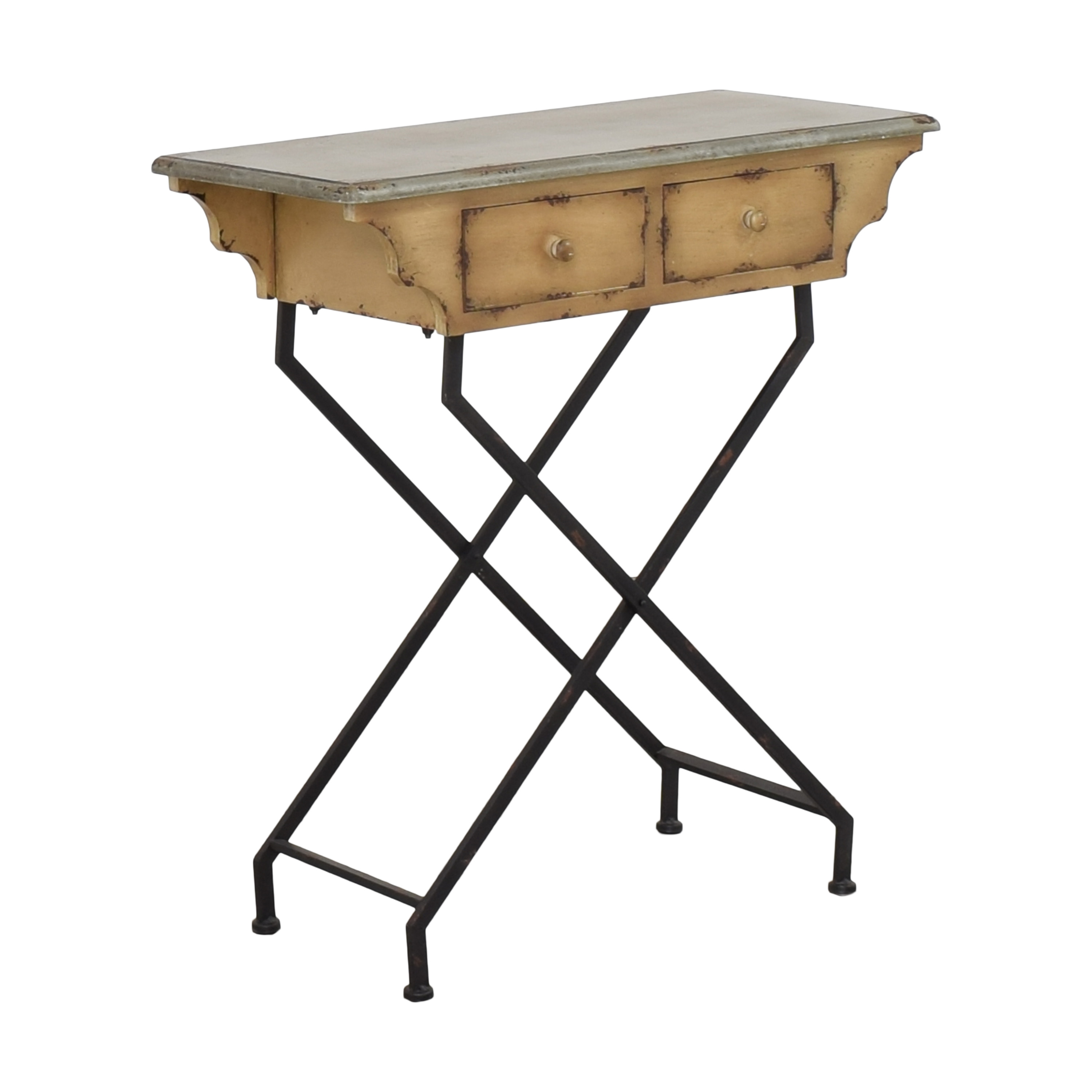 shop Peter Andrews Two Drawer Accent Table Peter Andrews Tables