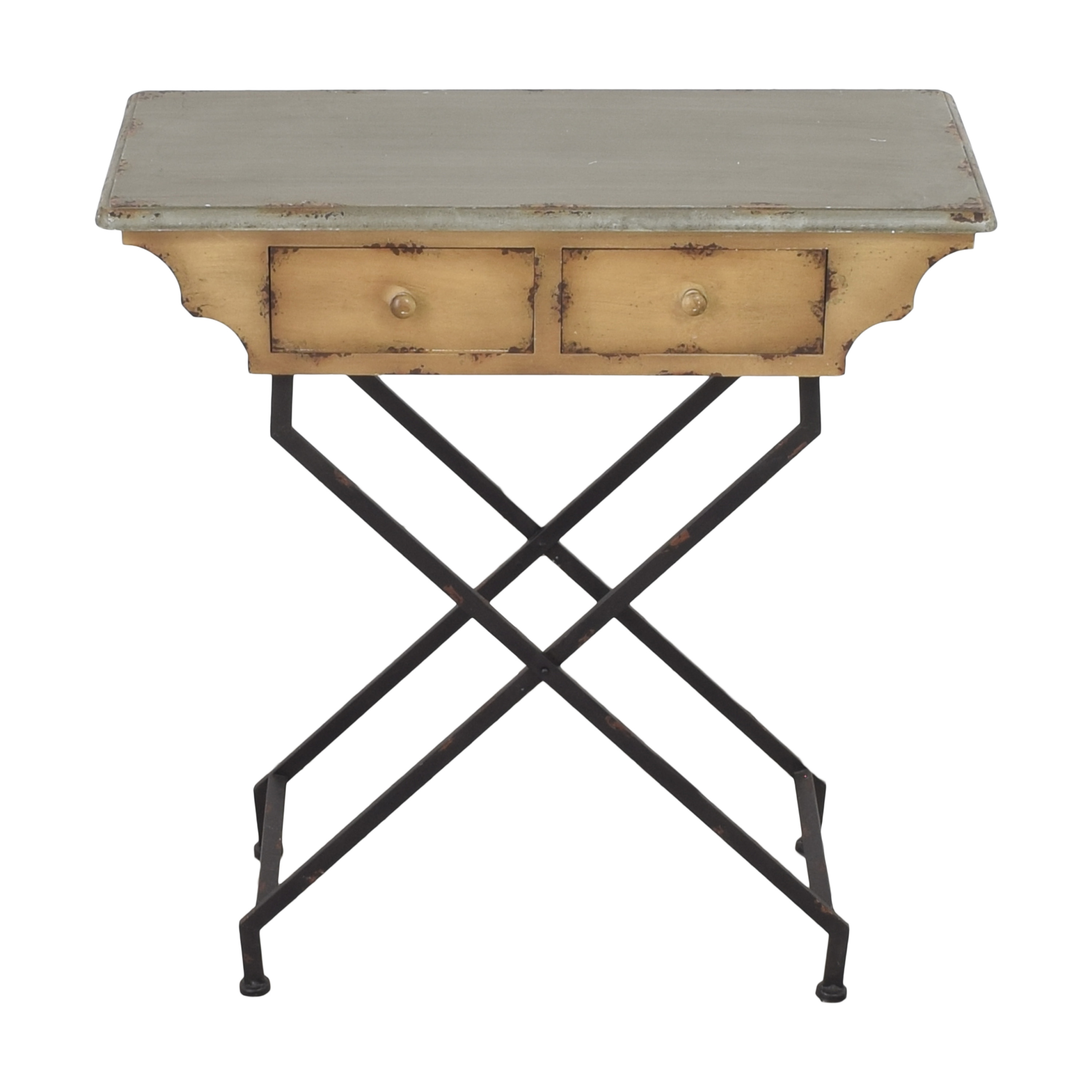 Peter Andrews Peter Andrews Two Drawer Accent Table ct
