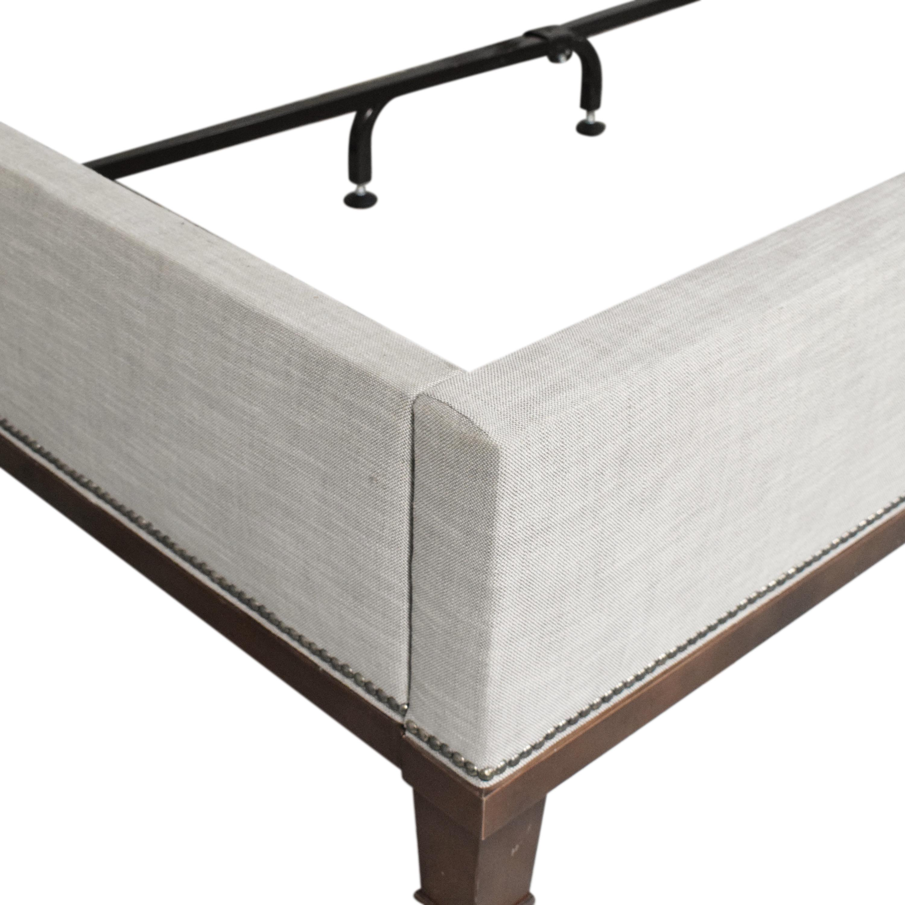 Vanguard Furniture Vanguard Tufted Barrett King Bed by Michael Weiss coupon