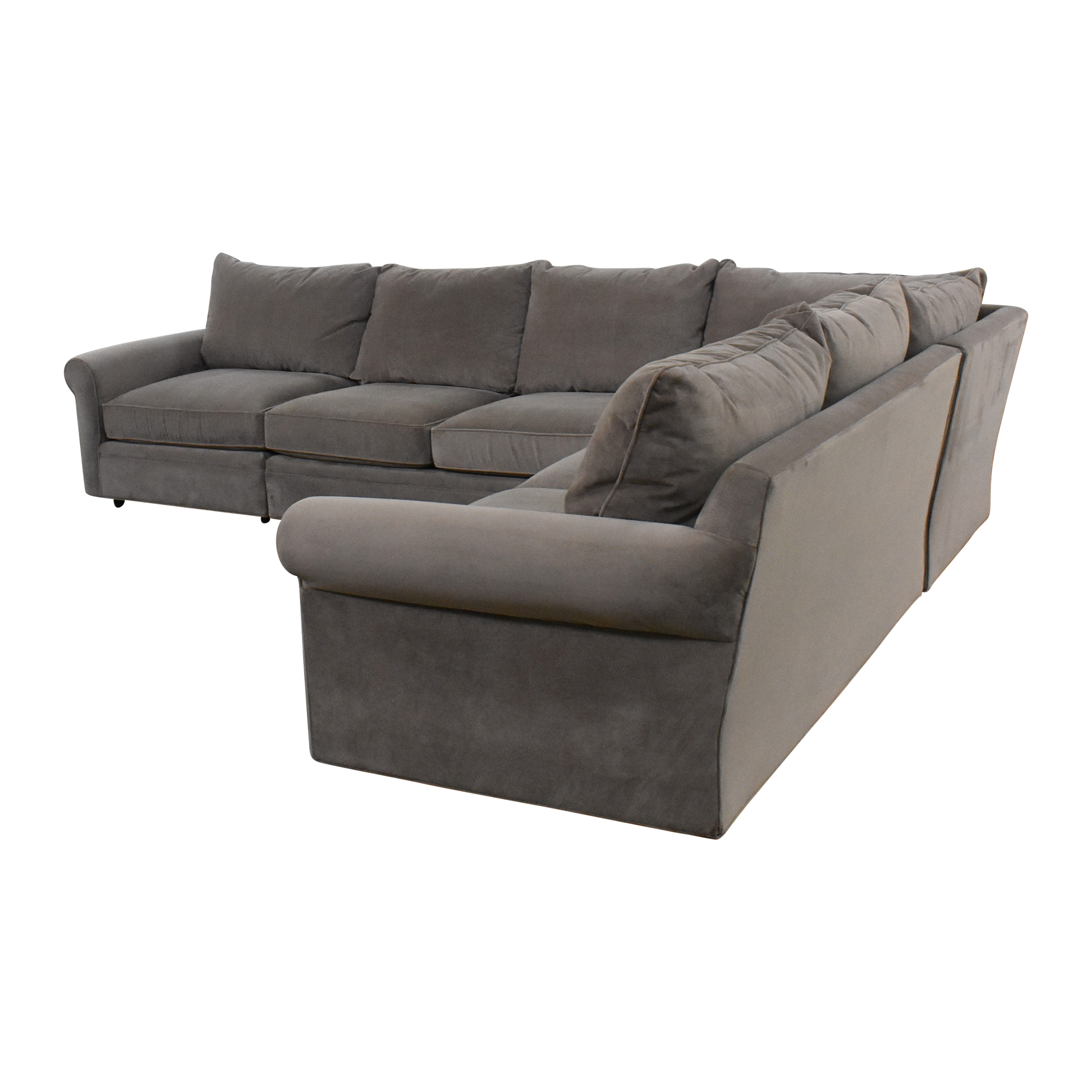 Macy's Macy's Modern Concepts L Shaped Sectional Sofa nyc