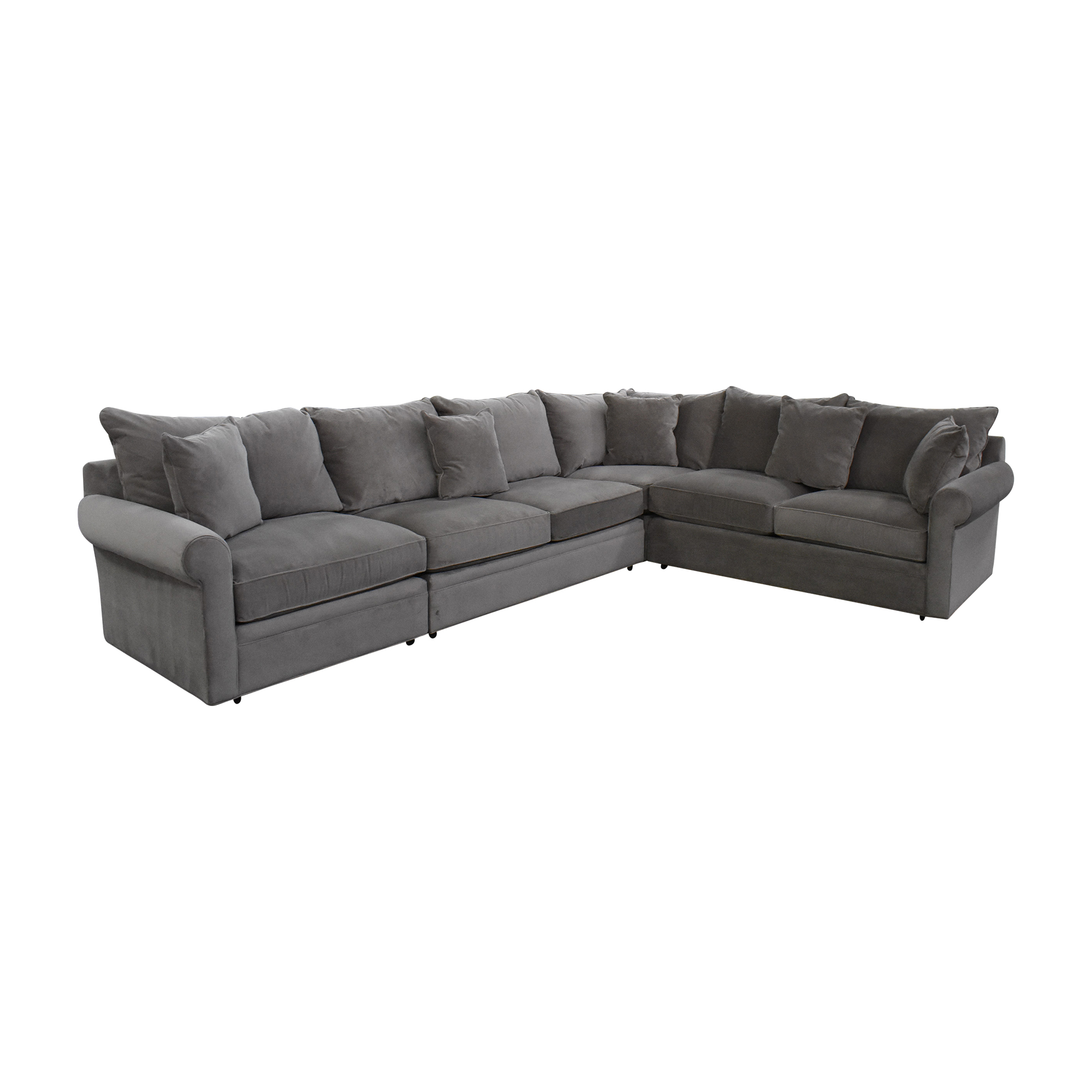 shop Macy's Macy's Modern Concepts L Shaped Sectional Sofa online