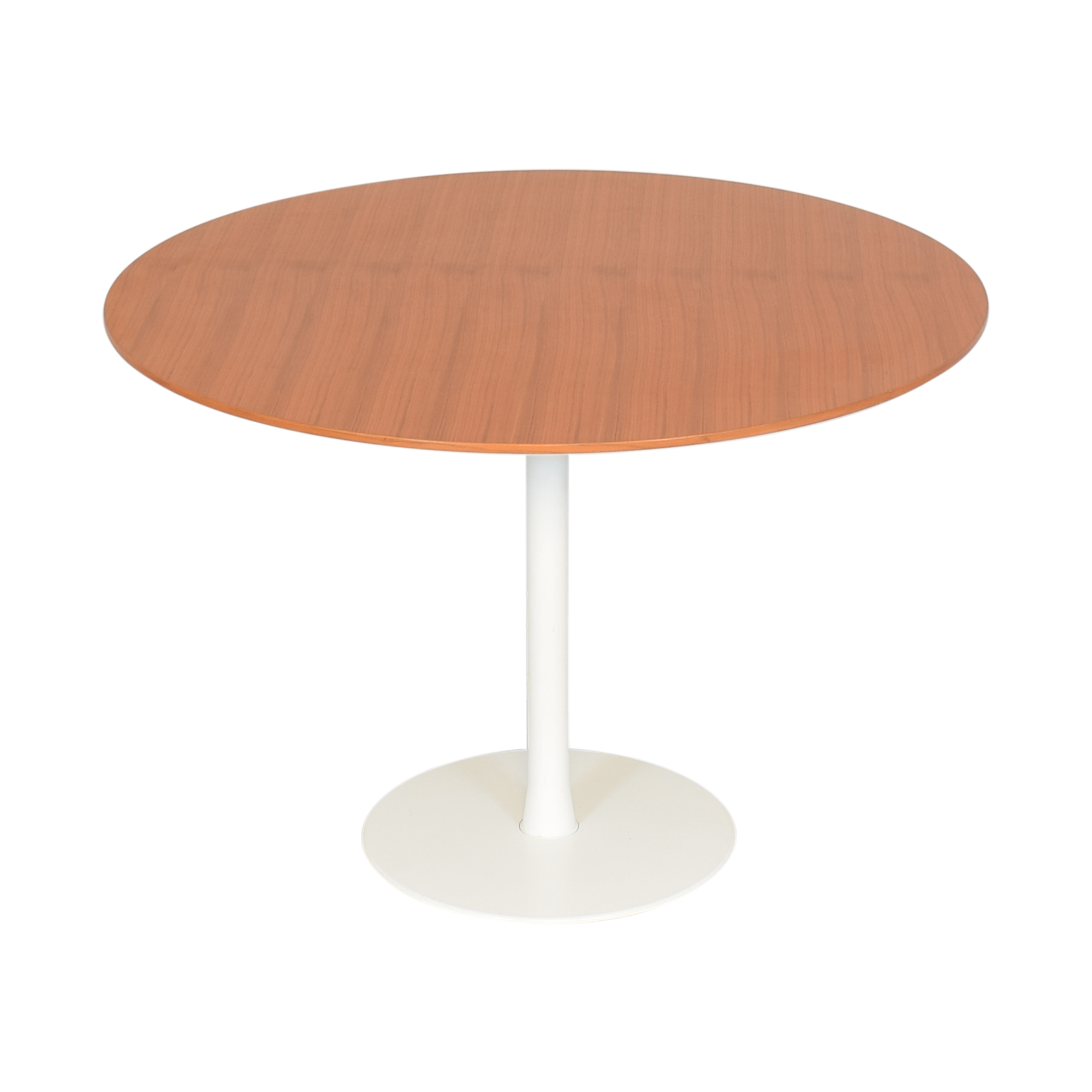 Round Top Pedestal Dining Table Dinner Tables