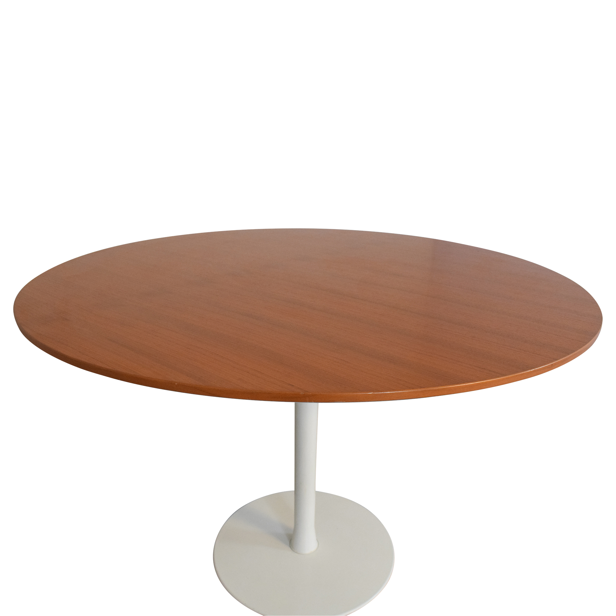 shop Round Top Pedestal Dining Table