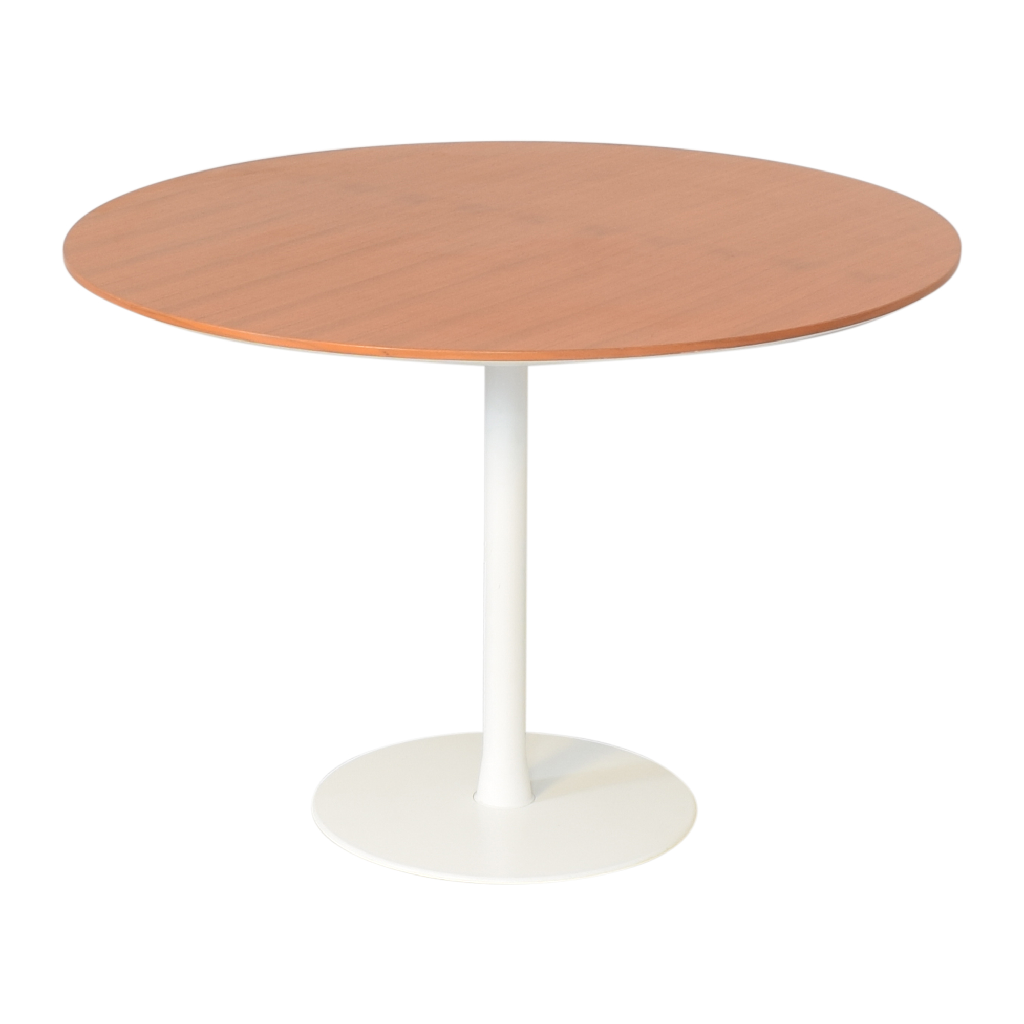 shop Round Top Pedestal Dining Table  Dinner Tables