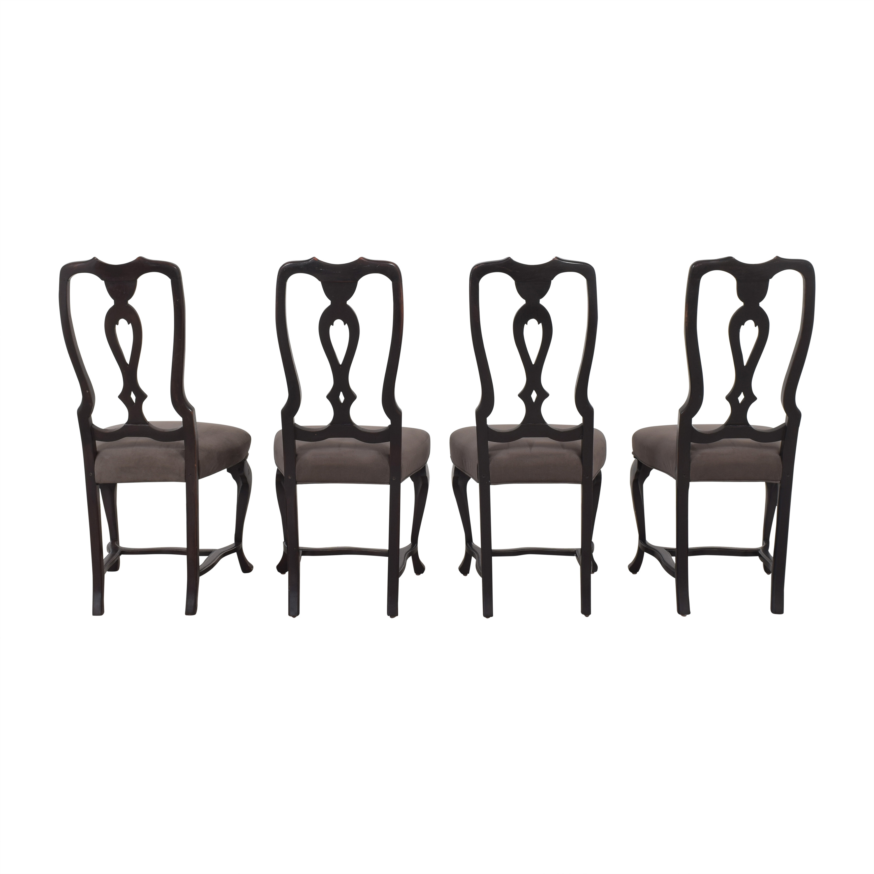 Antique Upholstered Dining Chairs Chairs