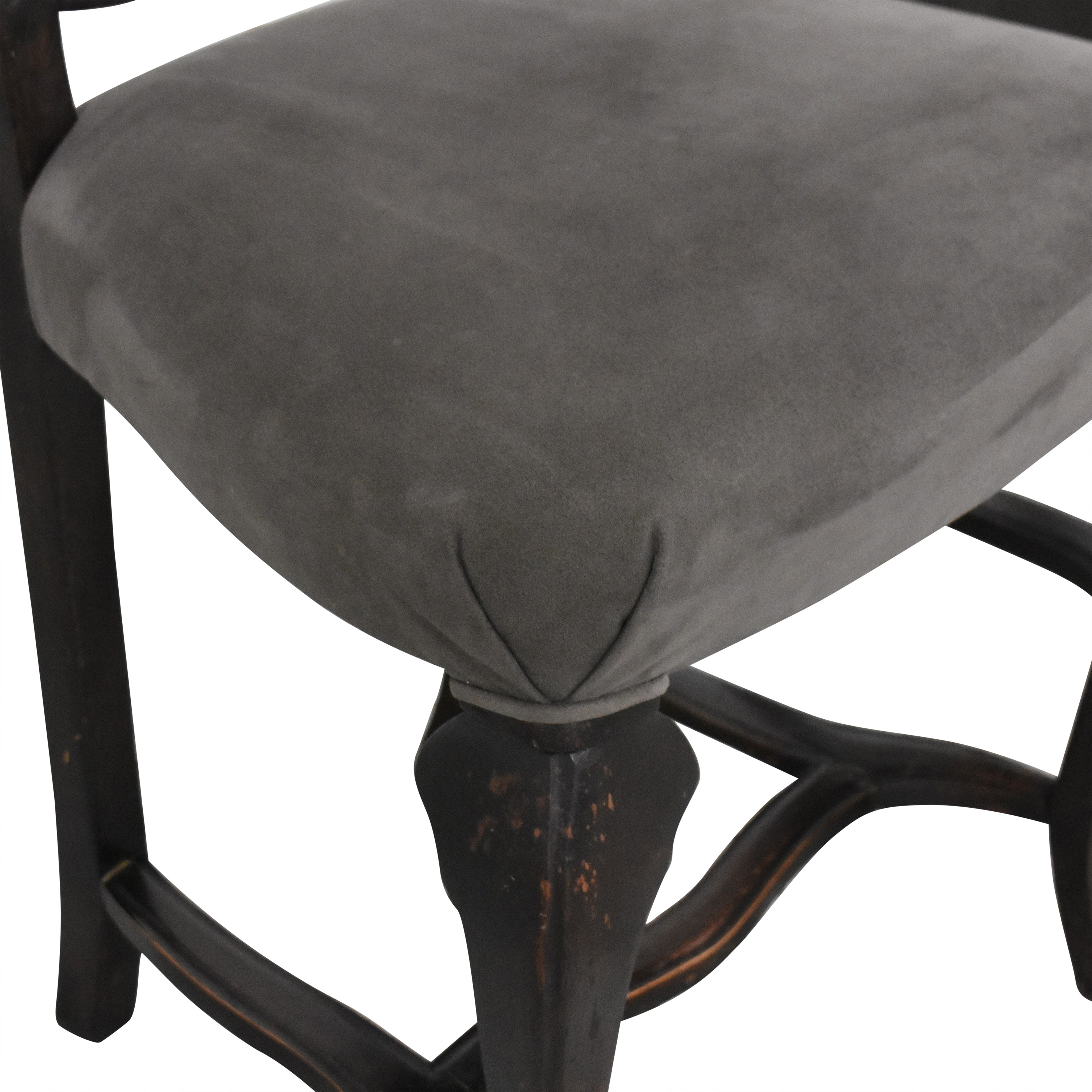 Antique Upholstered Dining Chairs sale