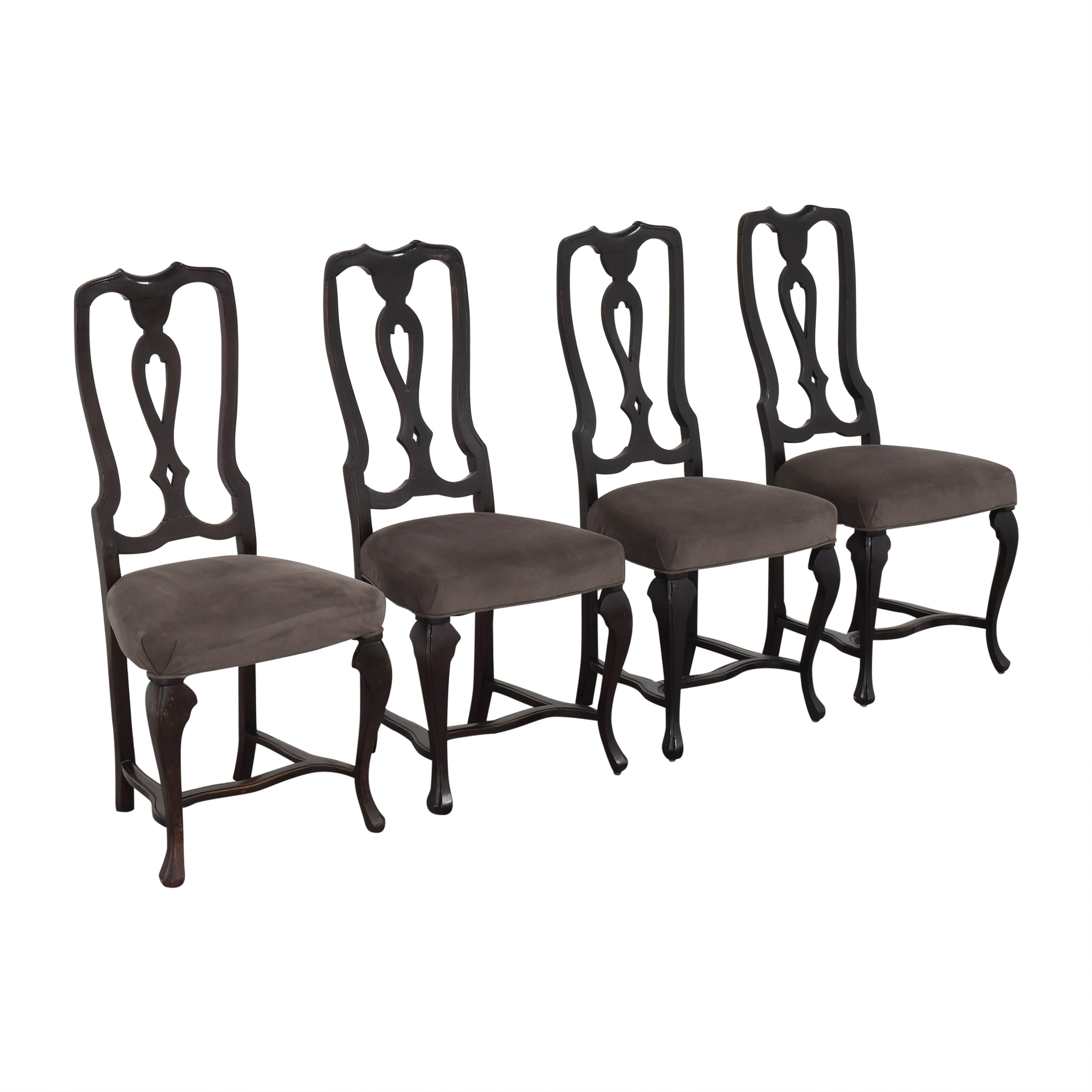 buy Antique Upholstered Dining Chairs  Dining Chairs