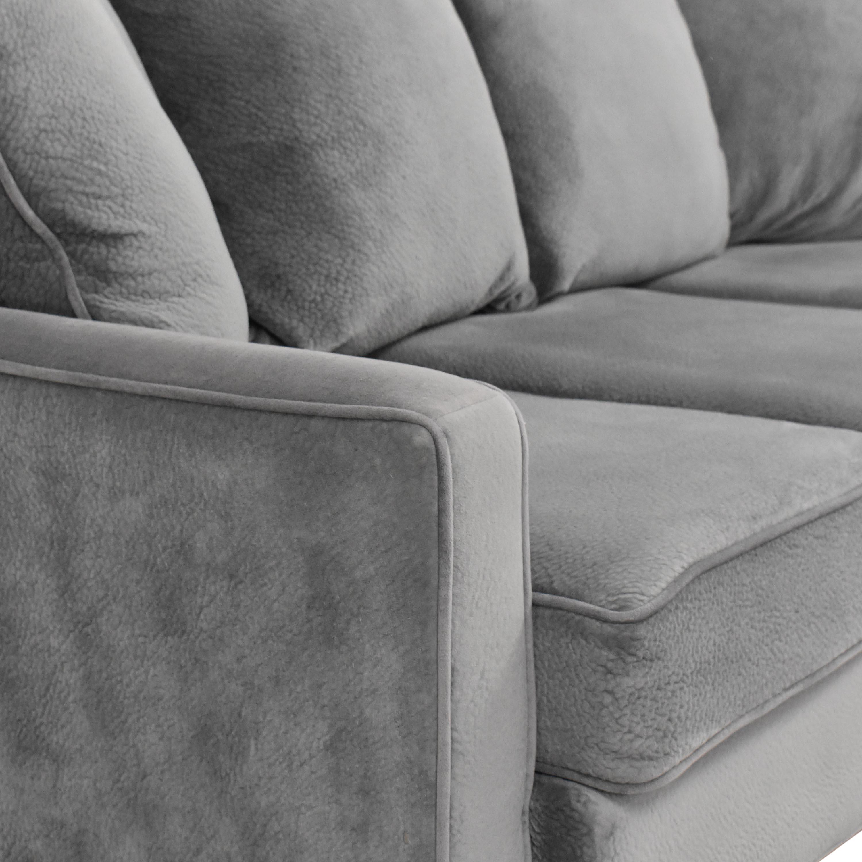 shop The Sofa Company Three Cushion Sofa The Sofa Company Classic Sofas