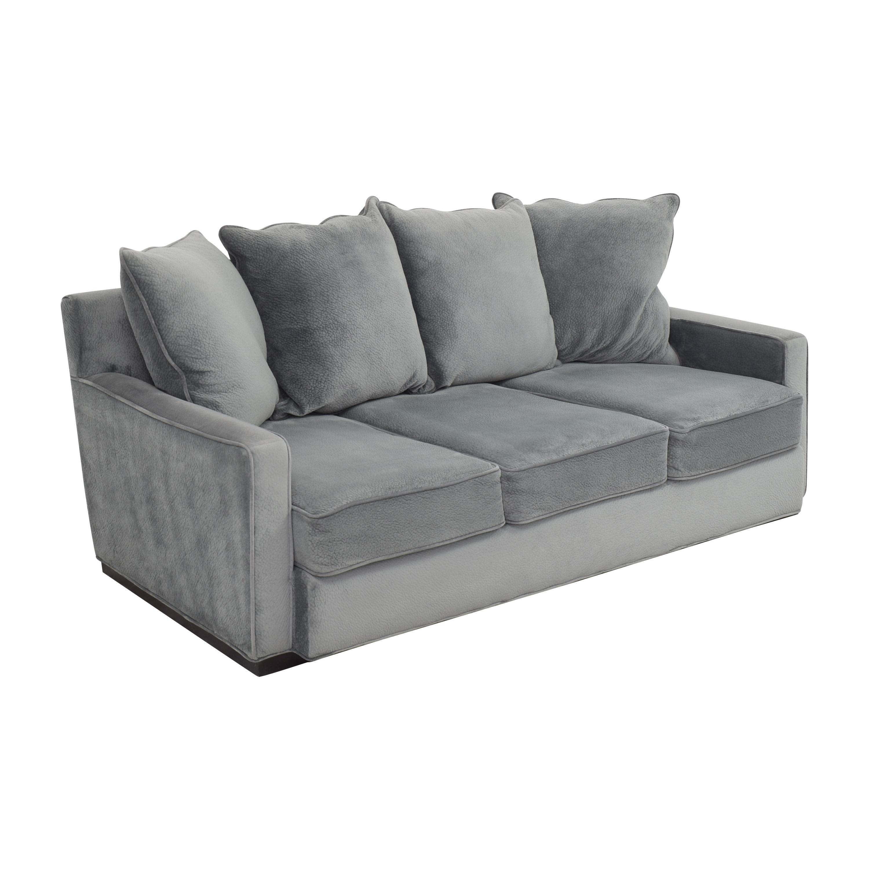 The Sofa Company Three Cushion Sofa / Sofas