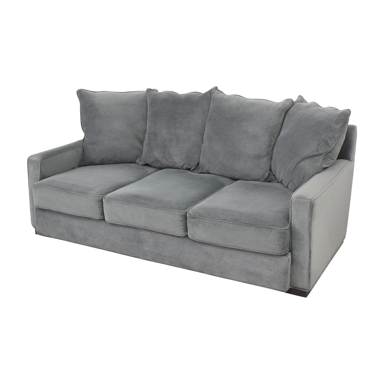 The Sofa Company The Sofa Company Three Cushion Sofa for sale