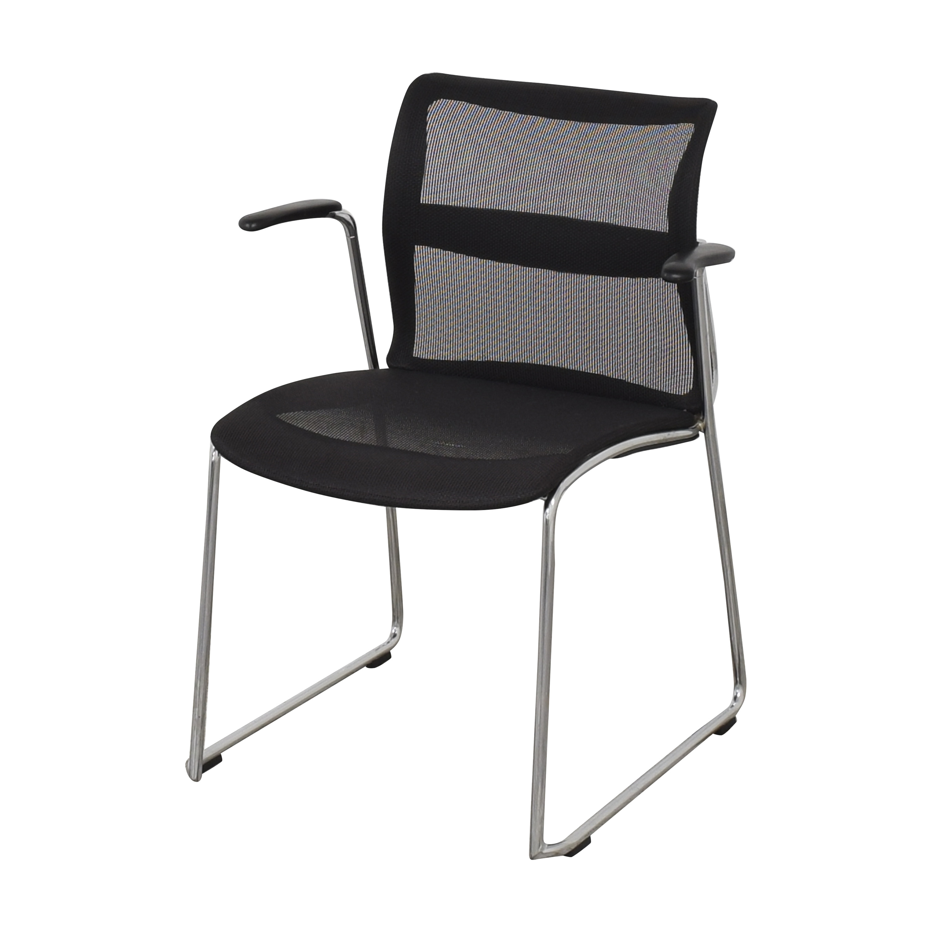 Stylex Stylex Zephyr Stacking Arm Chair second hand