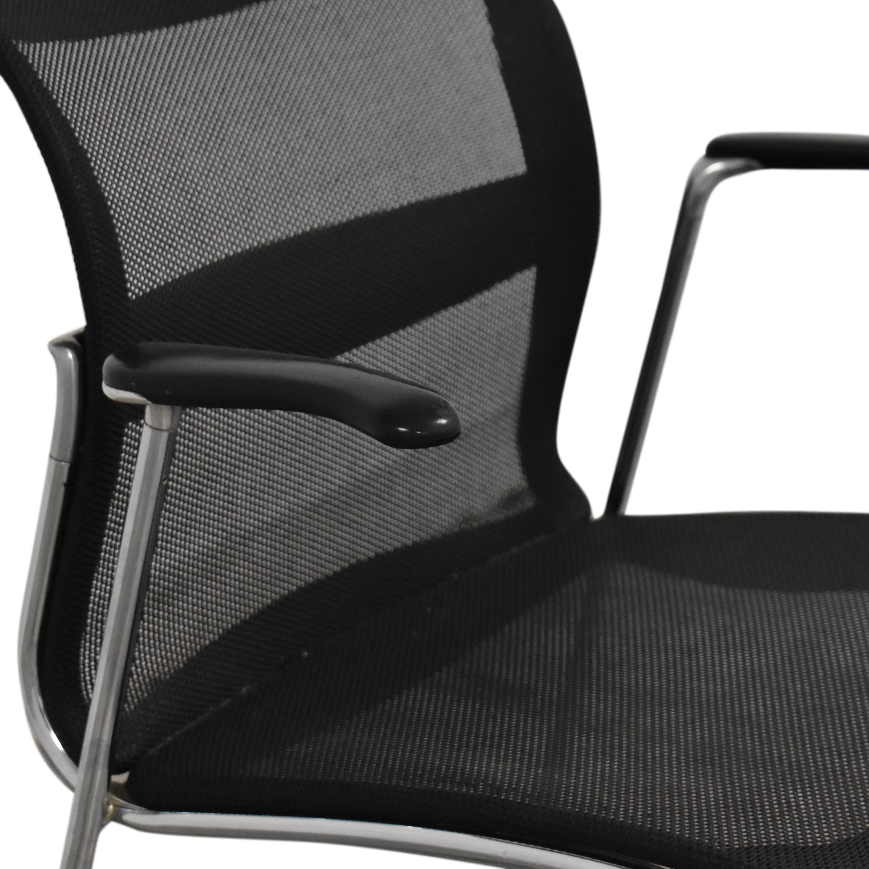 Stylex Zephyr Stacking Arm Chair Stylex
